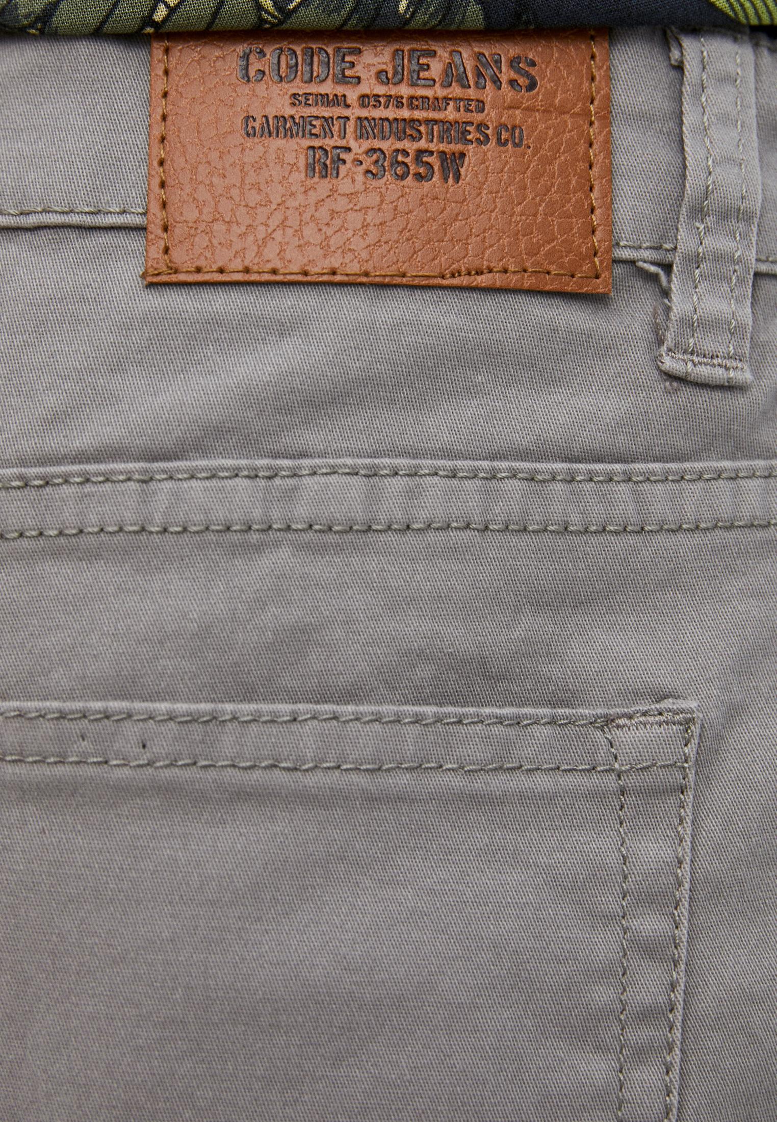Мужские повседневные брюки Code 115739: изображение 4
