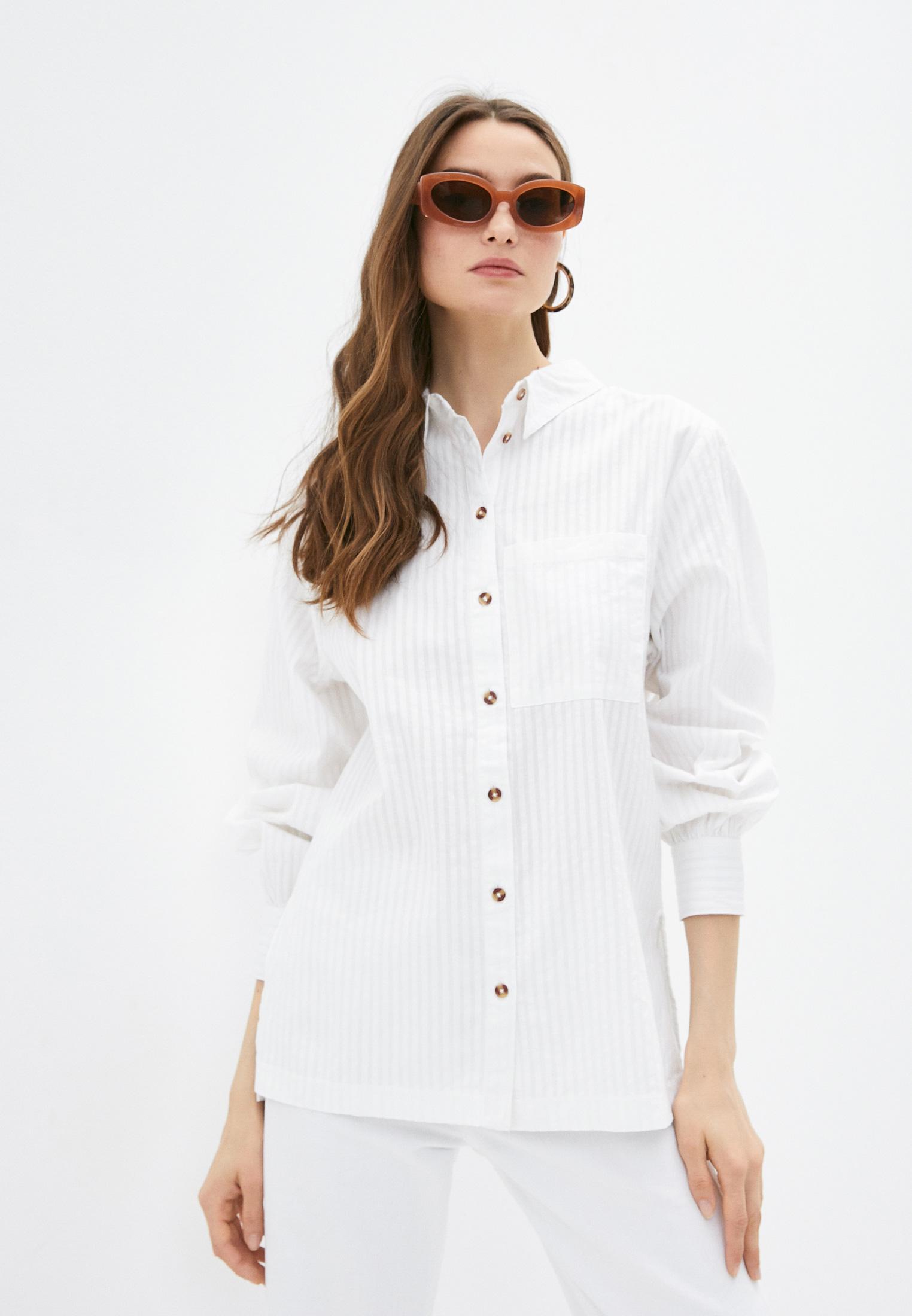 Женские рубашки с длинным рукавом Code 203421