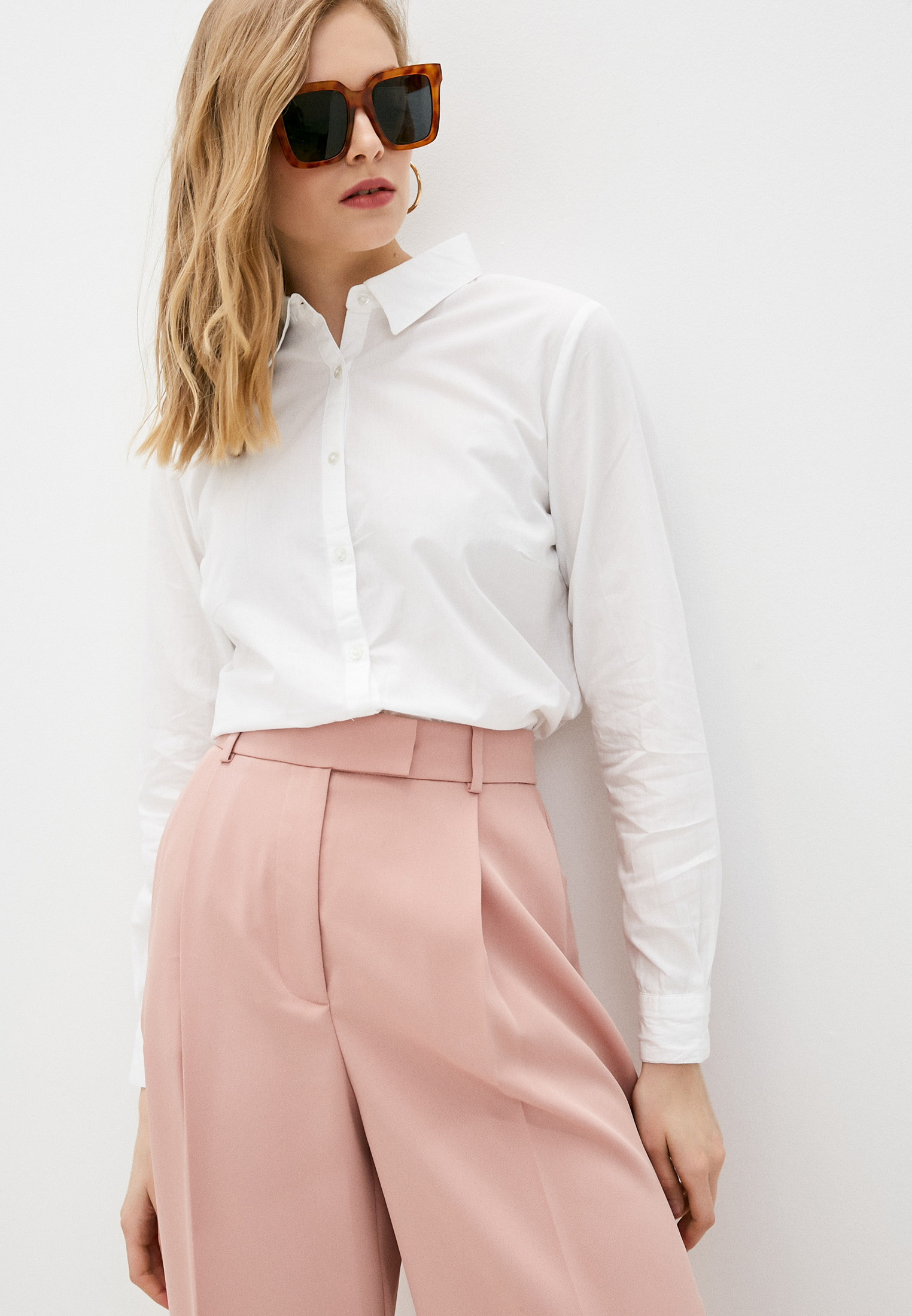 Женские рубашки с длинным рукавом Code 203543: изображение 1