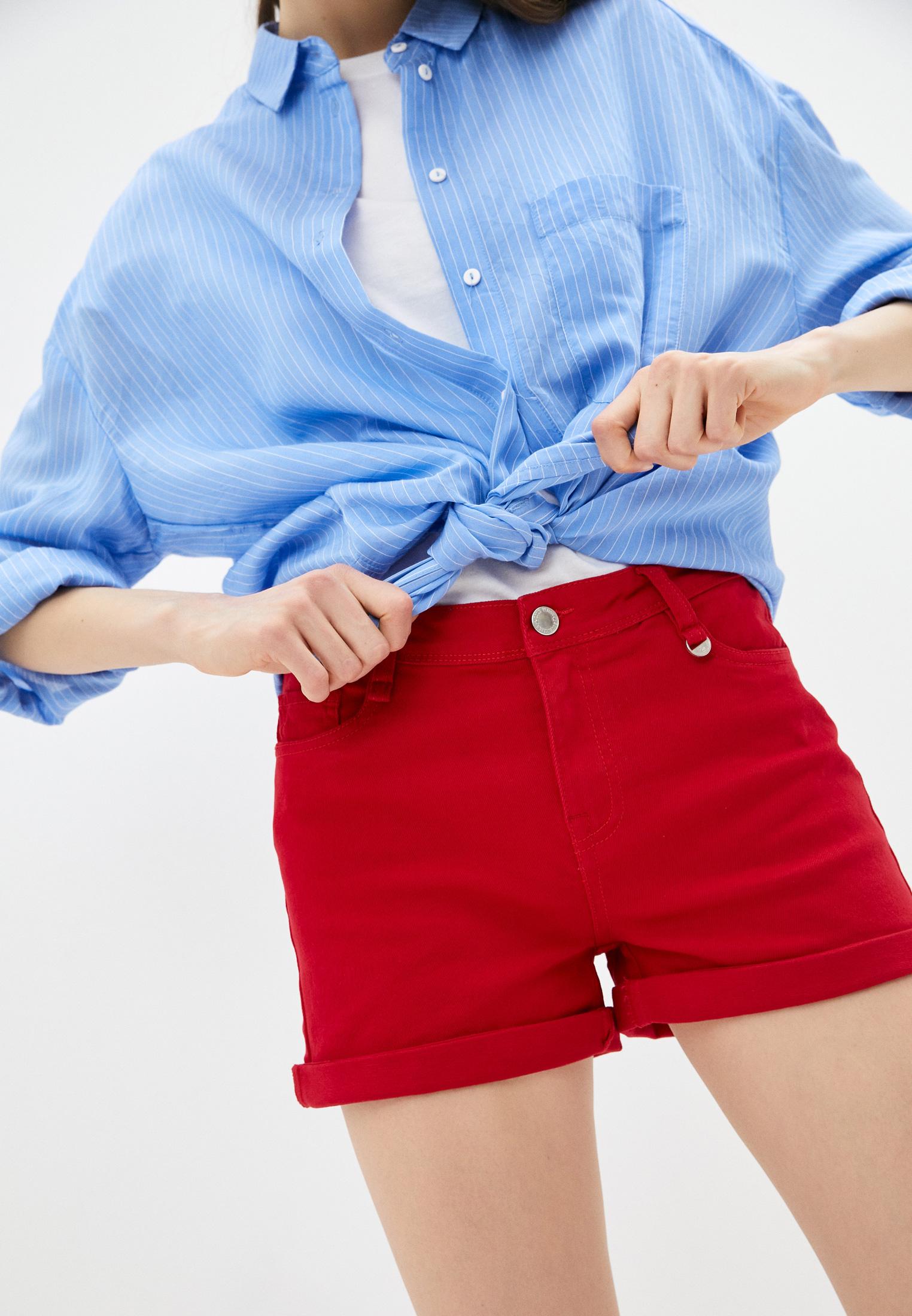 Женские джинсовые шорты Code 250854: изображение 5