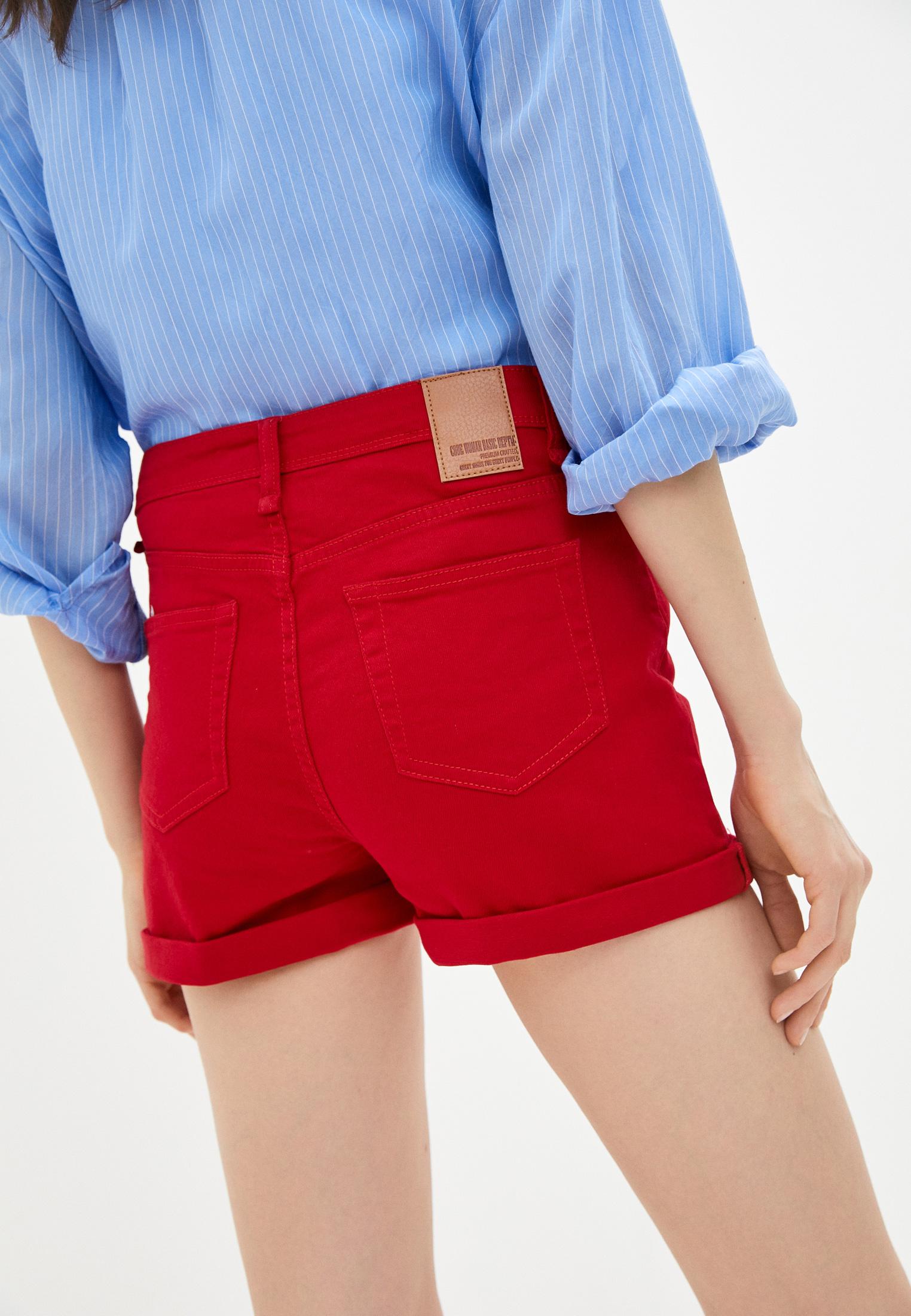 Женские джинсовые шорты Code 250854: изображение 7