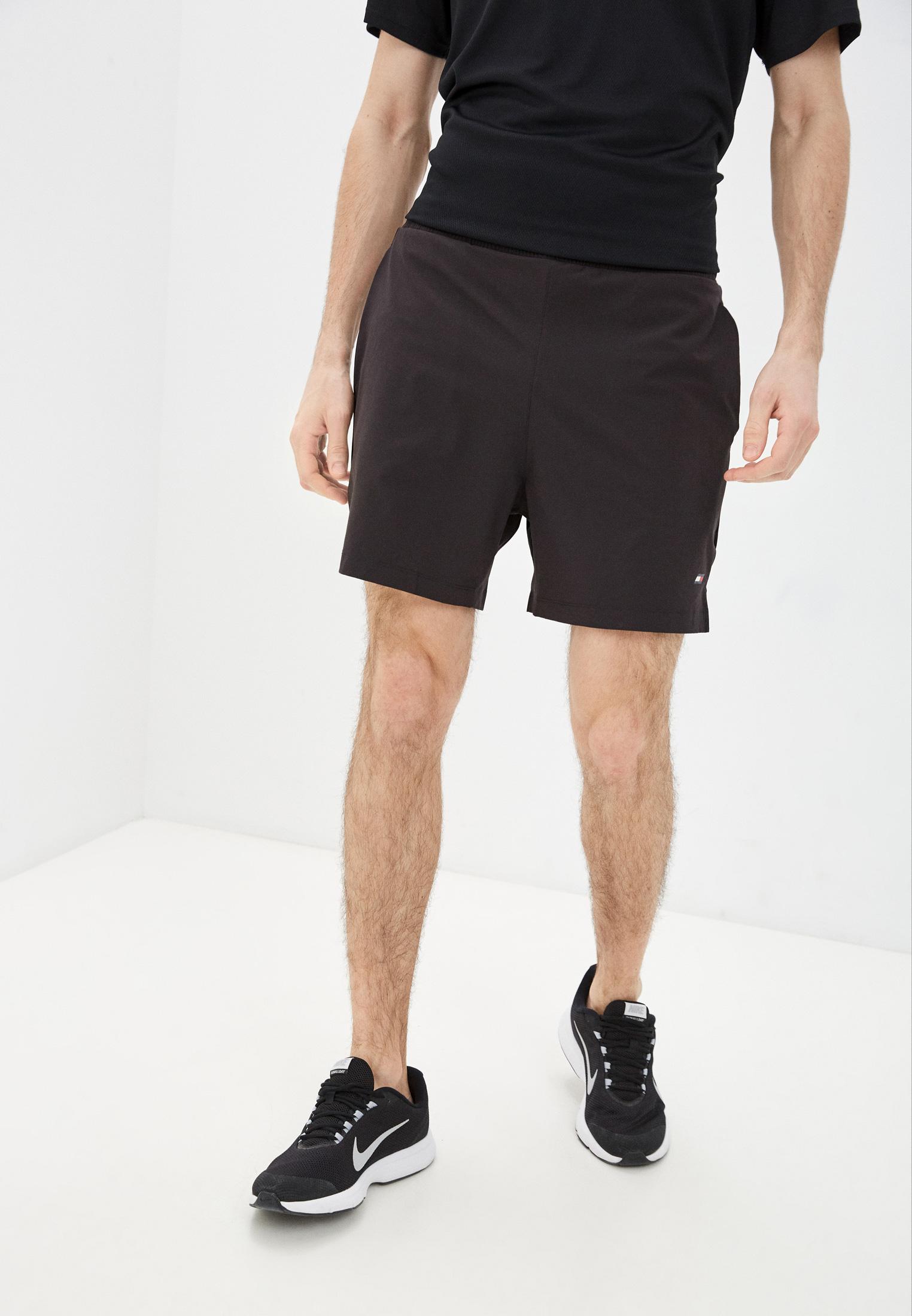 Мужские повседневные шорты Tommy Hilfiger (Томми Хилфигер) Шорты спортивные Tommy Hilfiger