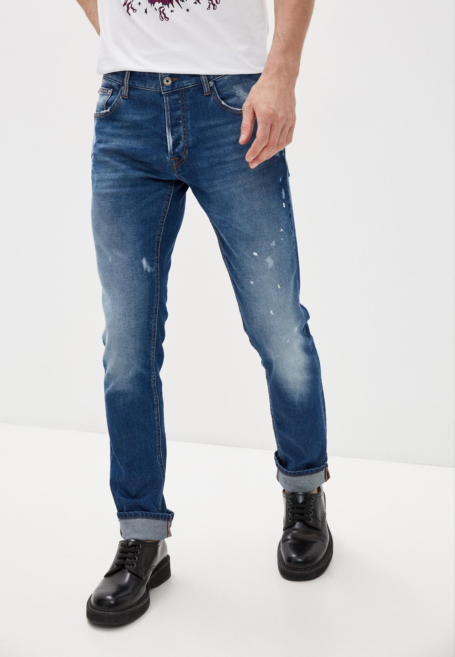 Мужские зауженные джинсы Just Cavalli (Джаст Кавалли) S03LA0116N31803