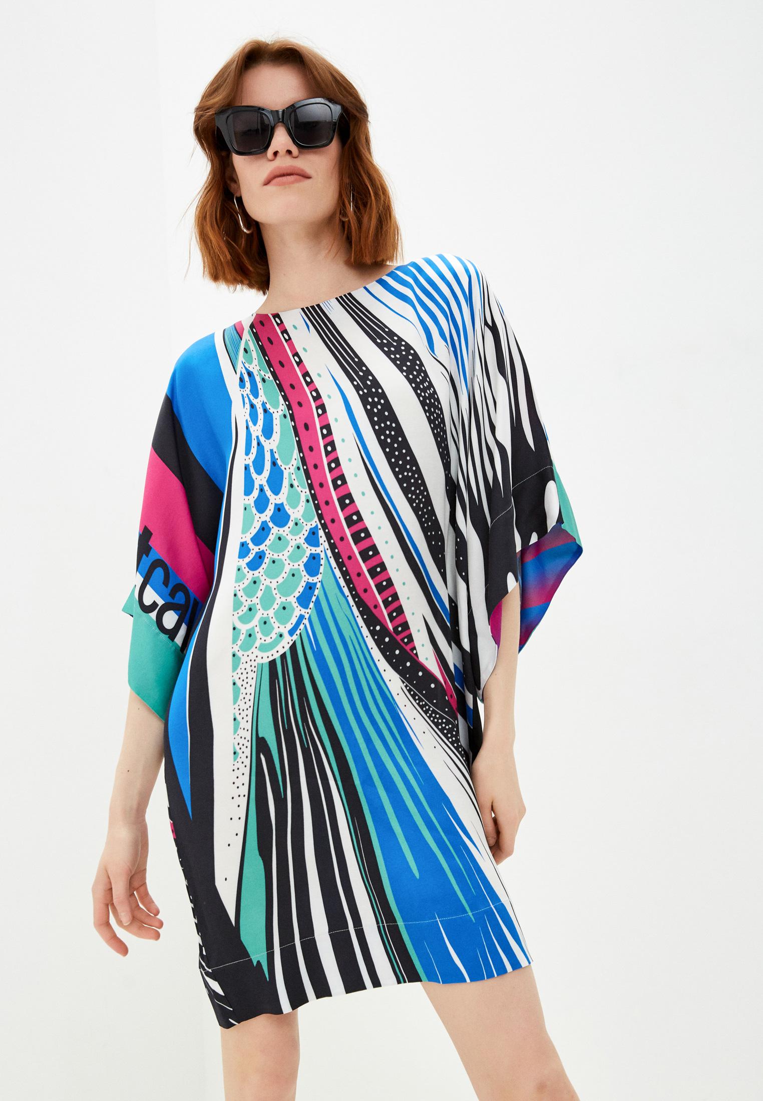 Повседневное платье Just Cavalli (Джаст Кавалли) Платье Just Cavalli