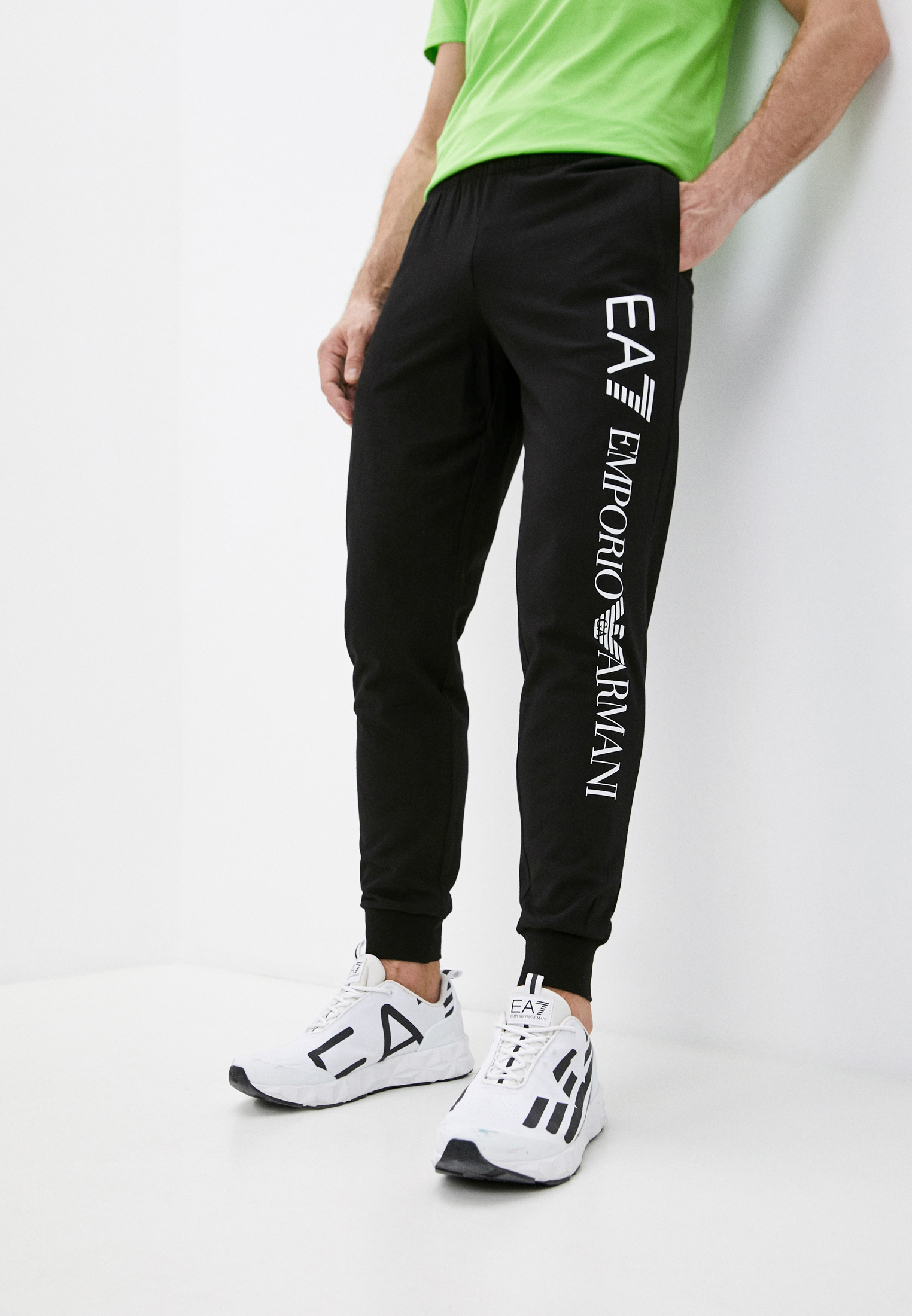 Мужские спортивные брюки EA7 8NPP54 PJ7BZ