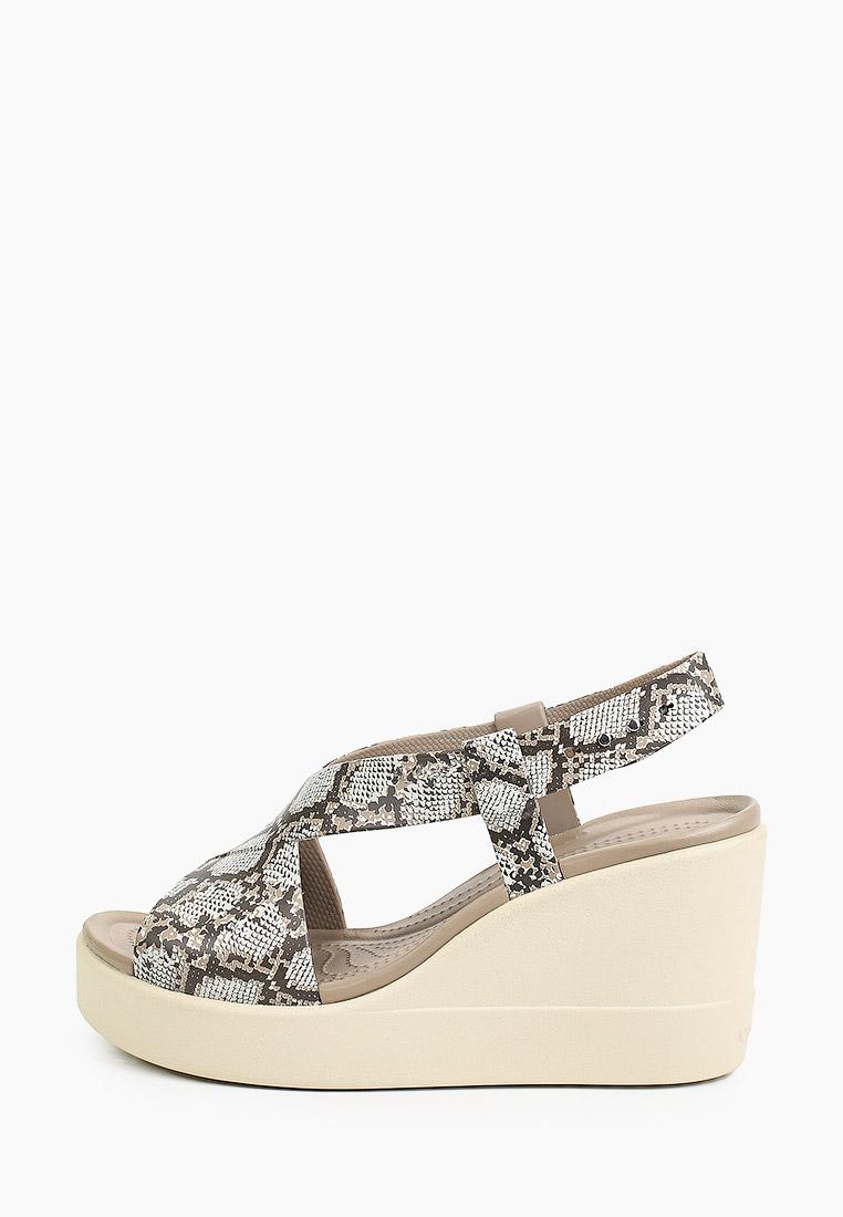 Женские босоножки Crocs (Крокс) Босоножки Crocs