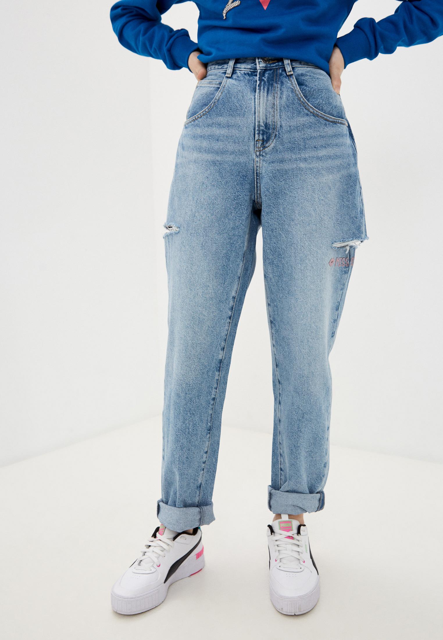 Прямые джинсы Miss Sixty (Мисс Сиксти) 6N1JJ3450000F20
