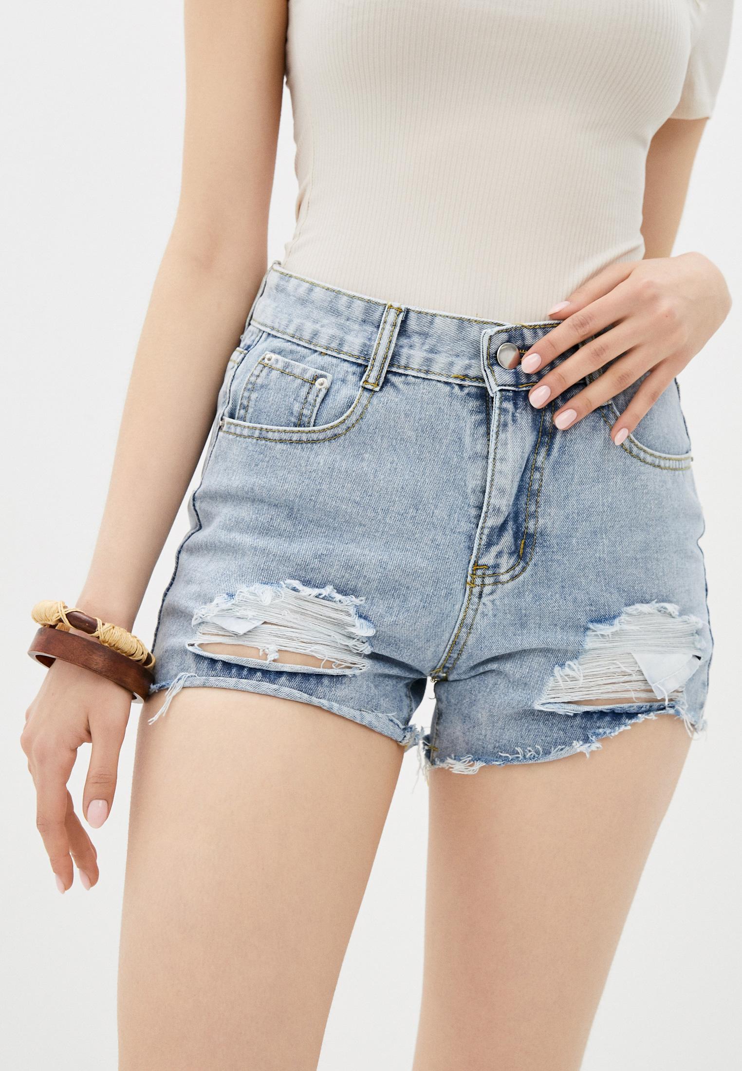 Женские джинсовые шорты Diverius 1132