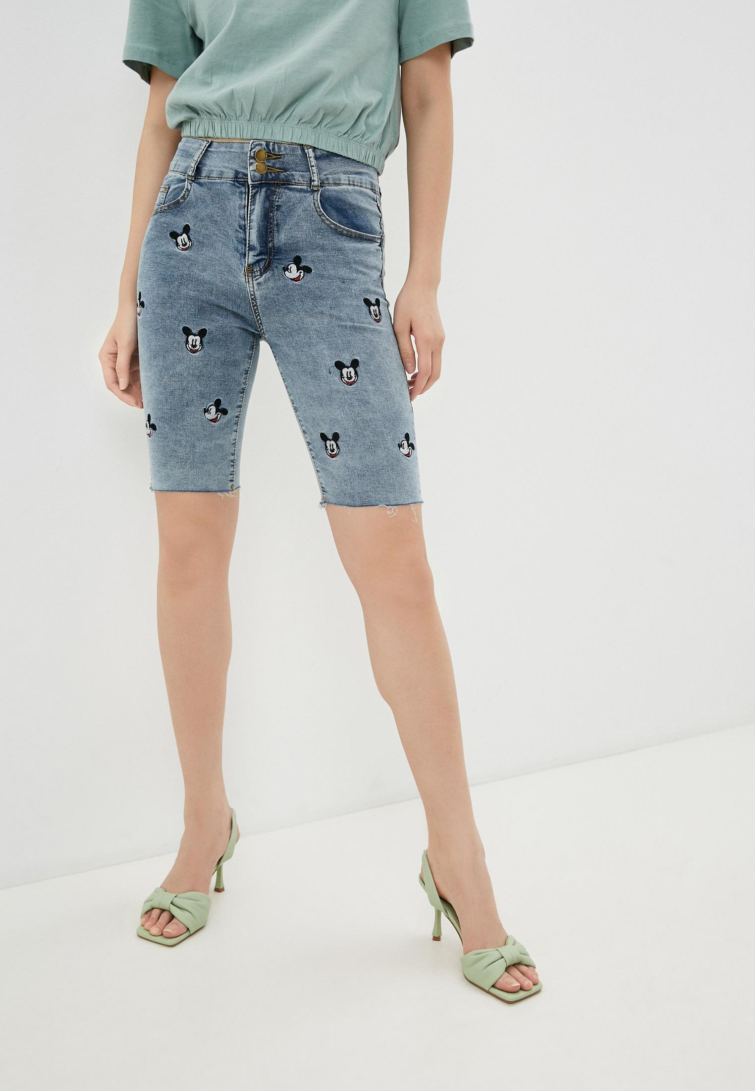 Женские джинсовые шорты Diverius 1140