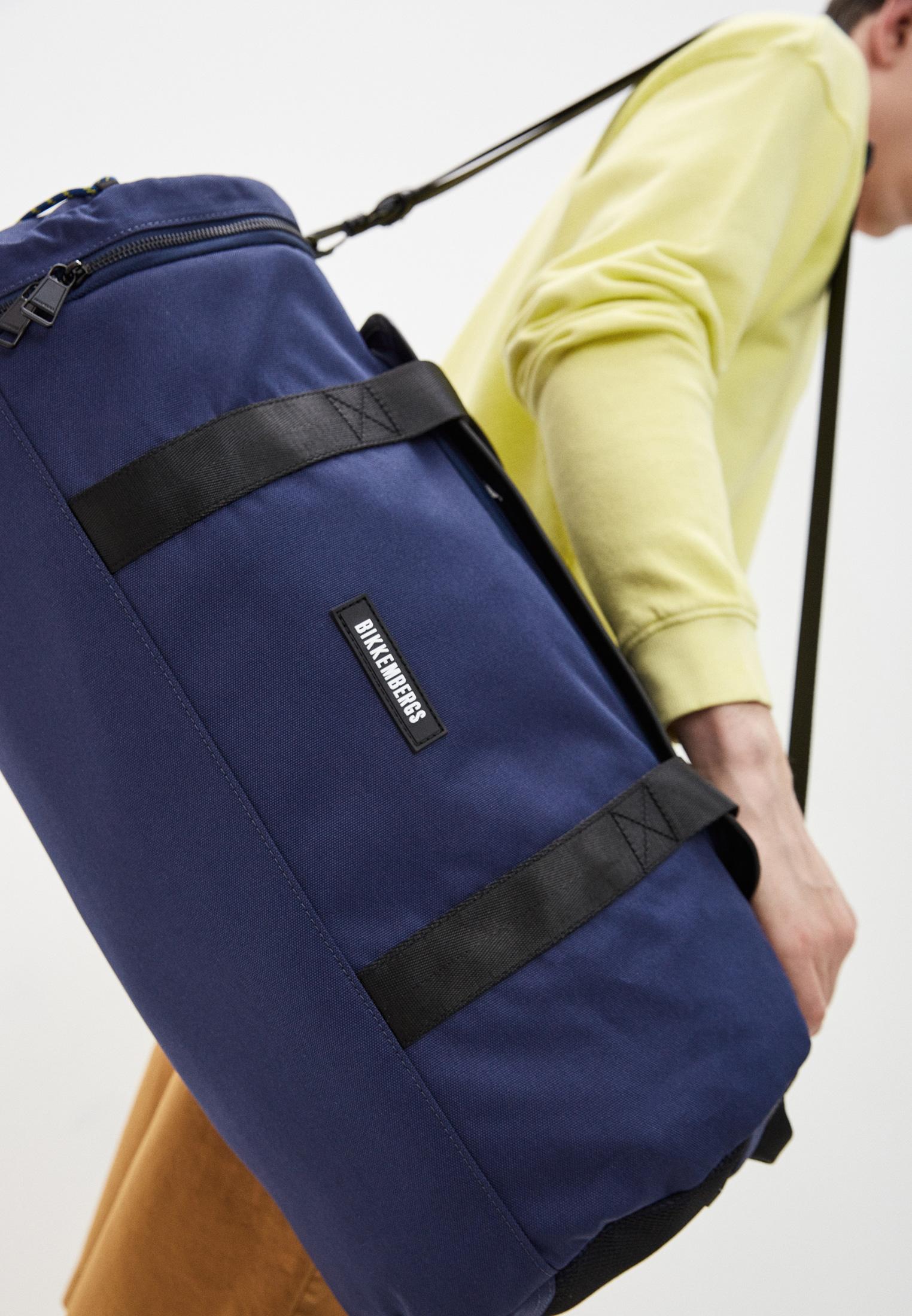Спортивная сумка Bikkembergs (Биккембергс) E2BPME1L005Z082