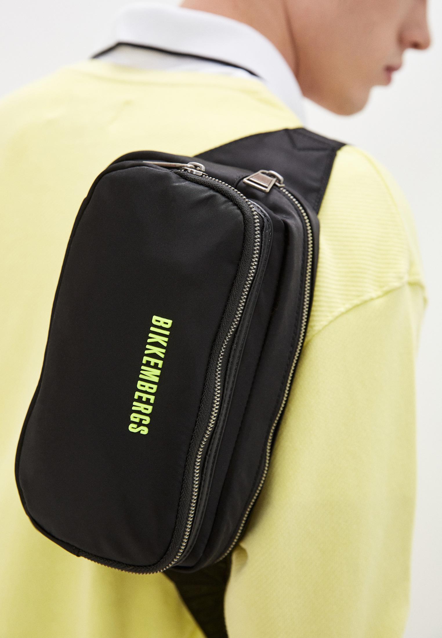 Поясная сумка Bikkembergs (Биккембергс) E2BPME1Q0152999