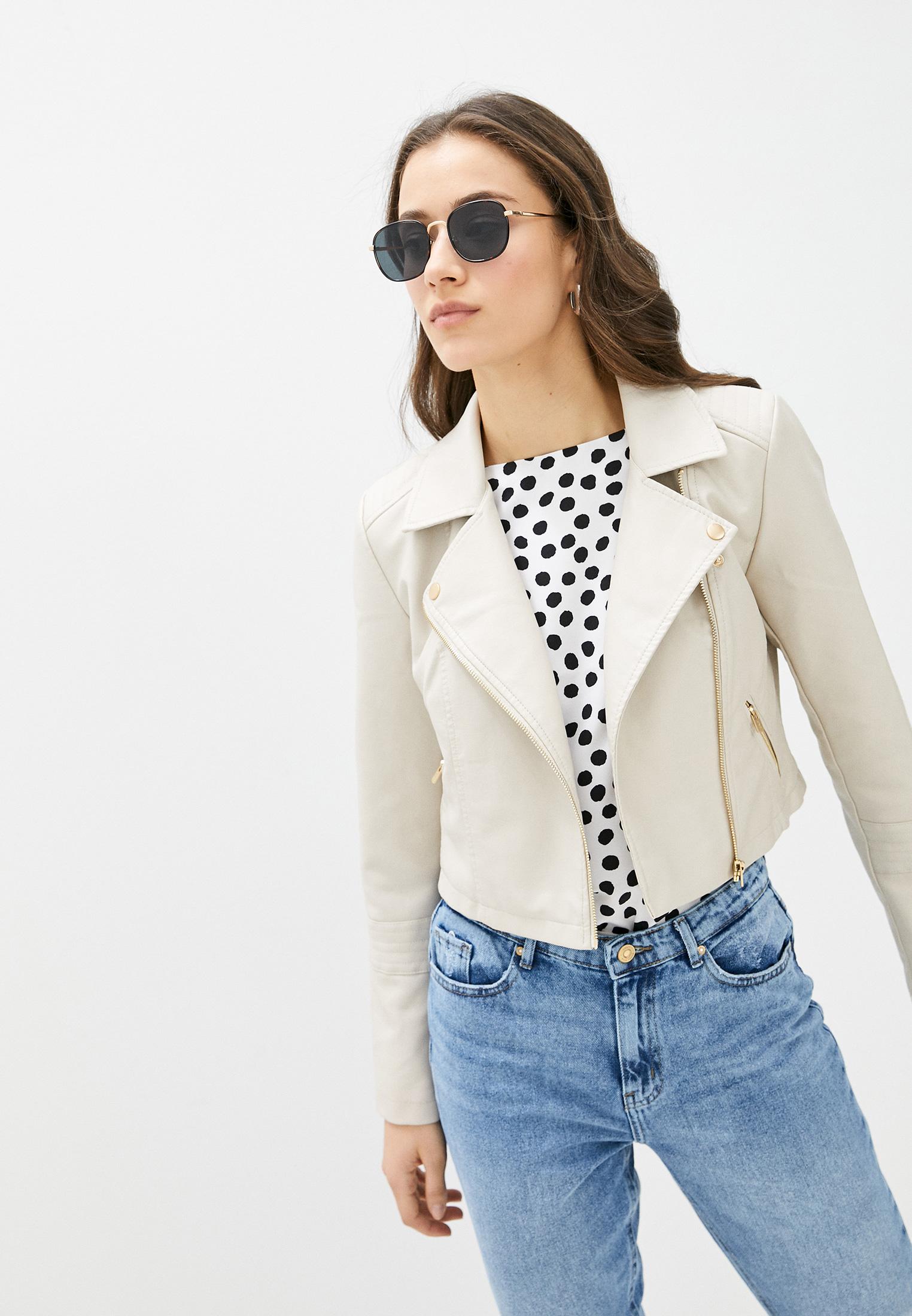 Кожаная куртка Only (Онли) 15229902