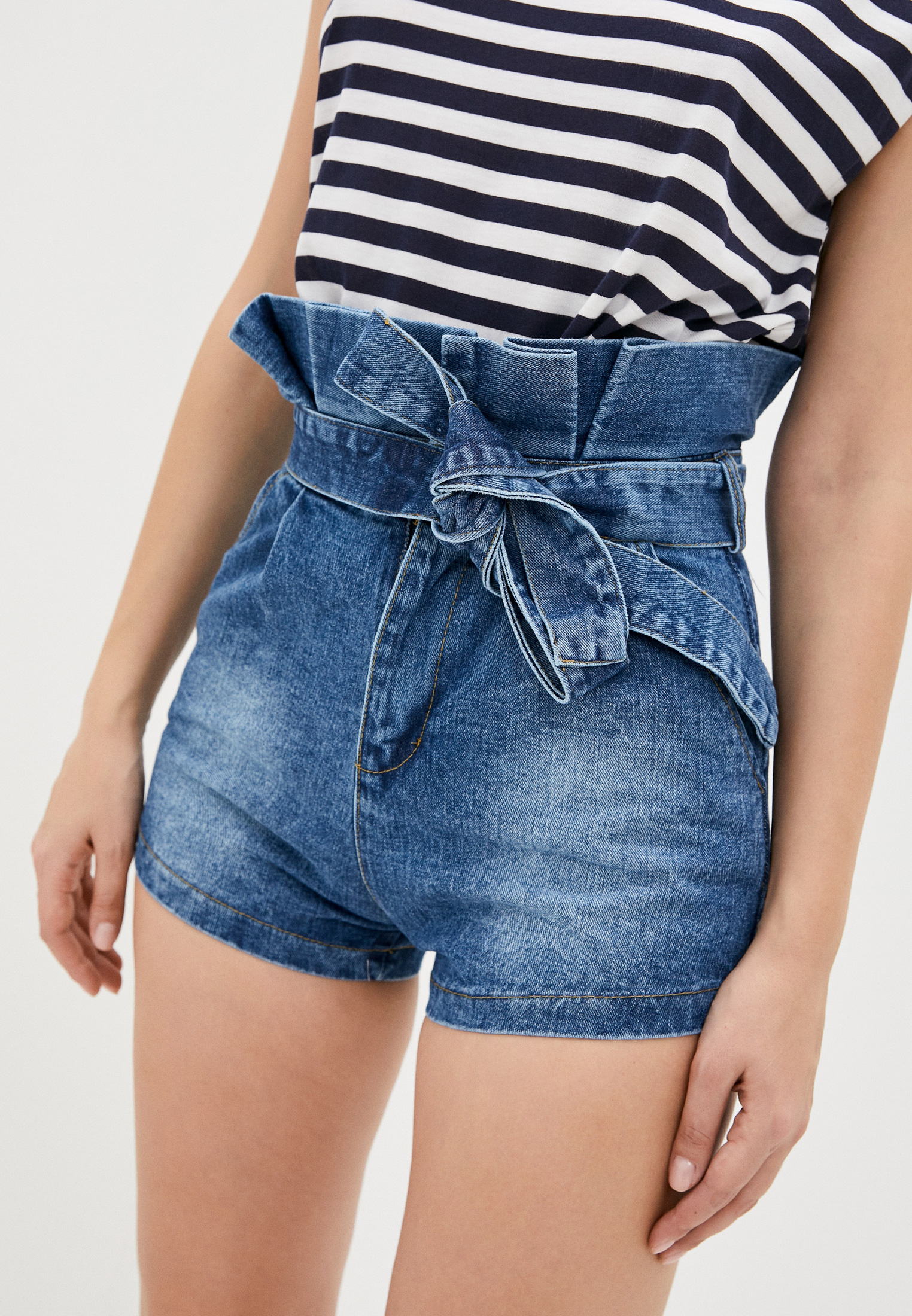 Женские джинсовые шорты Moki 1925
