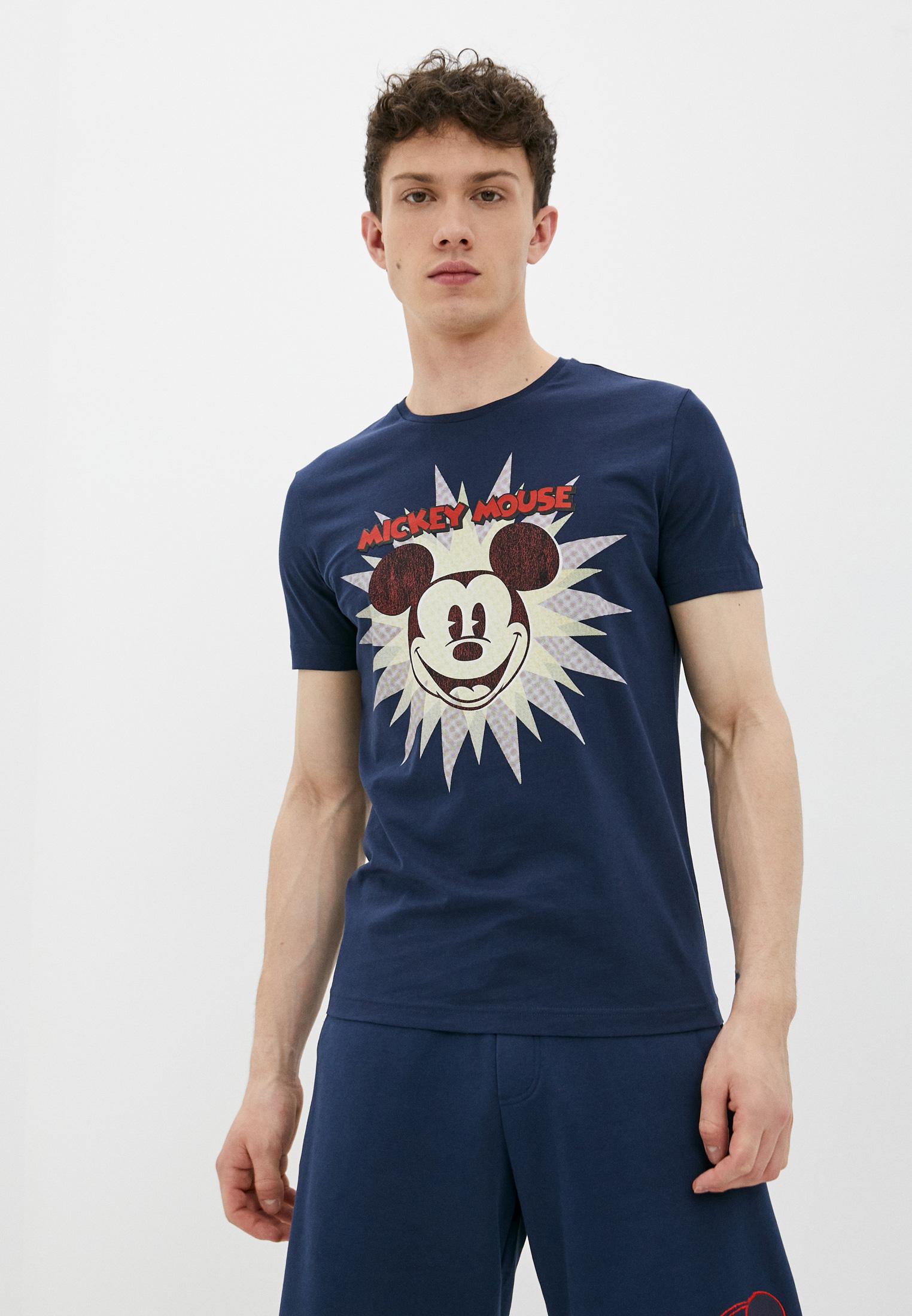Мужская футболка Iceberg (Айсберг) I1PF0166301