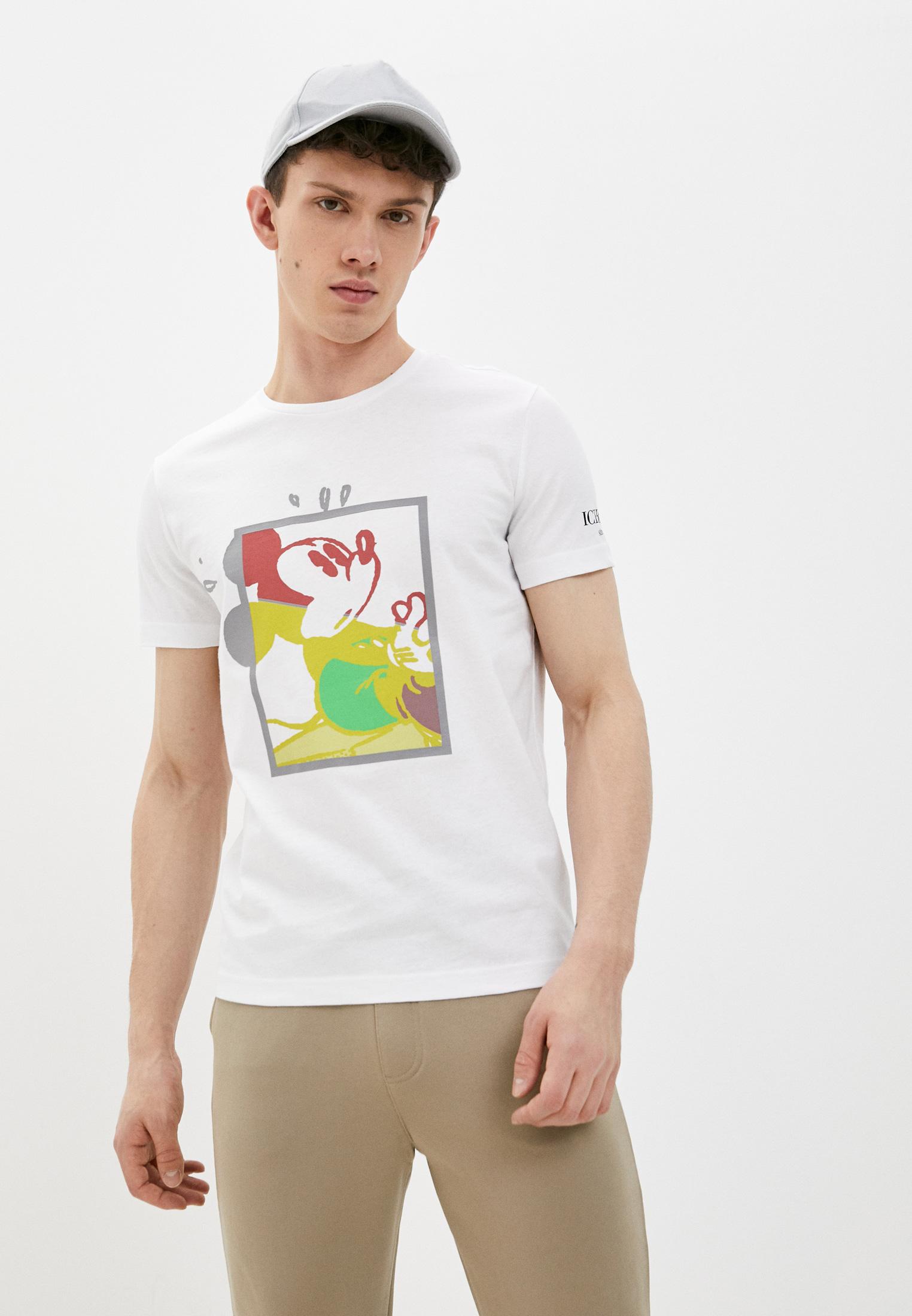 Мужская футболка Iceberg (Айсберг) I1PF01A6304