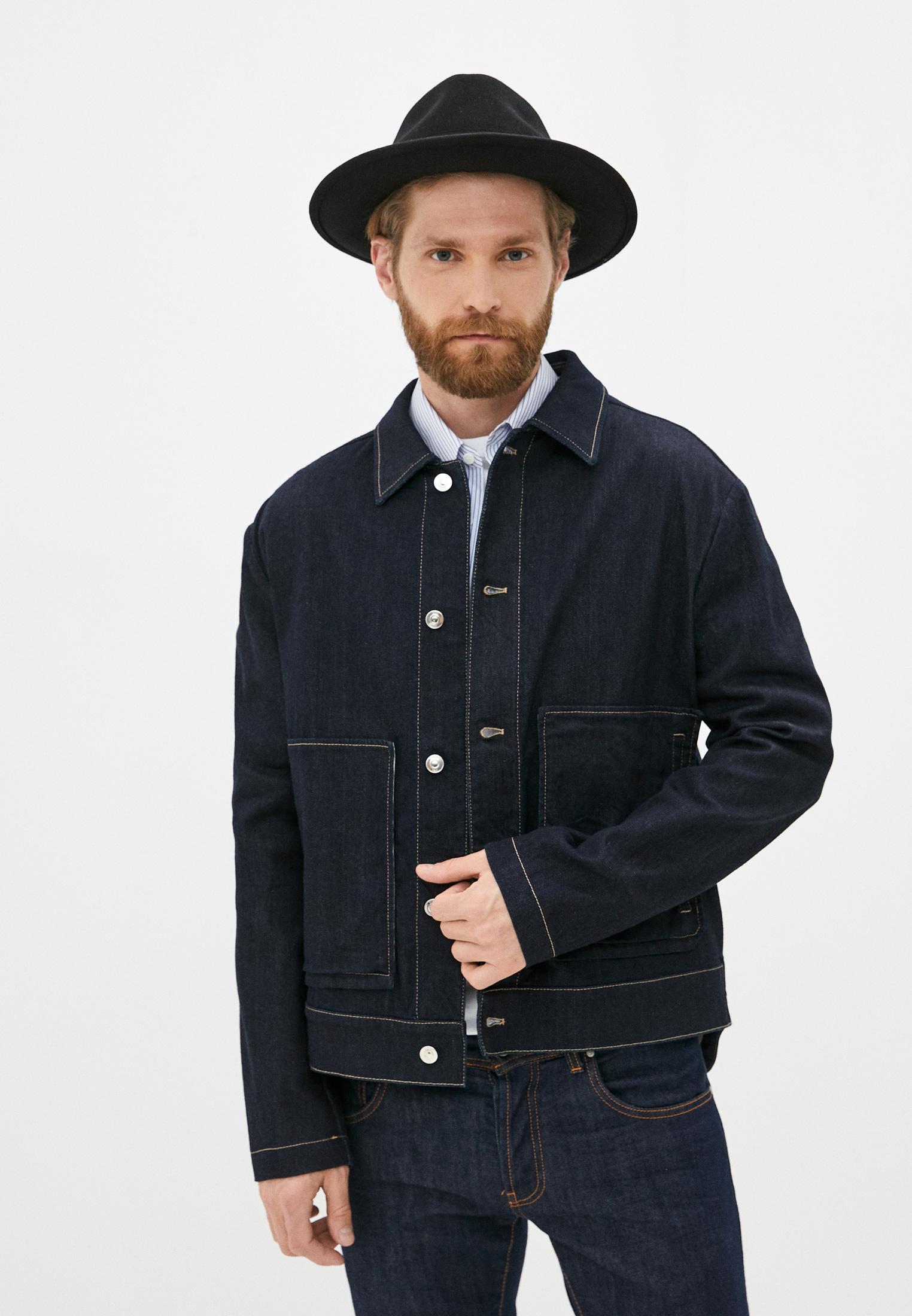 Джинсовая куртка N21 Куртка джинсовая N21