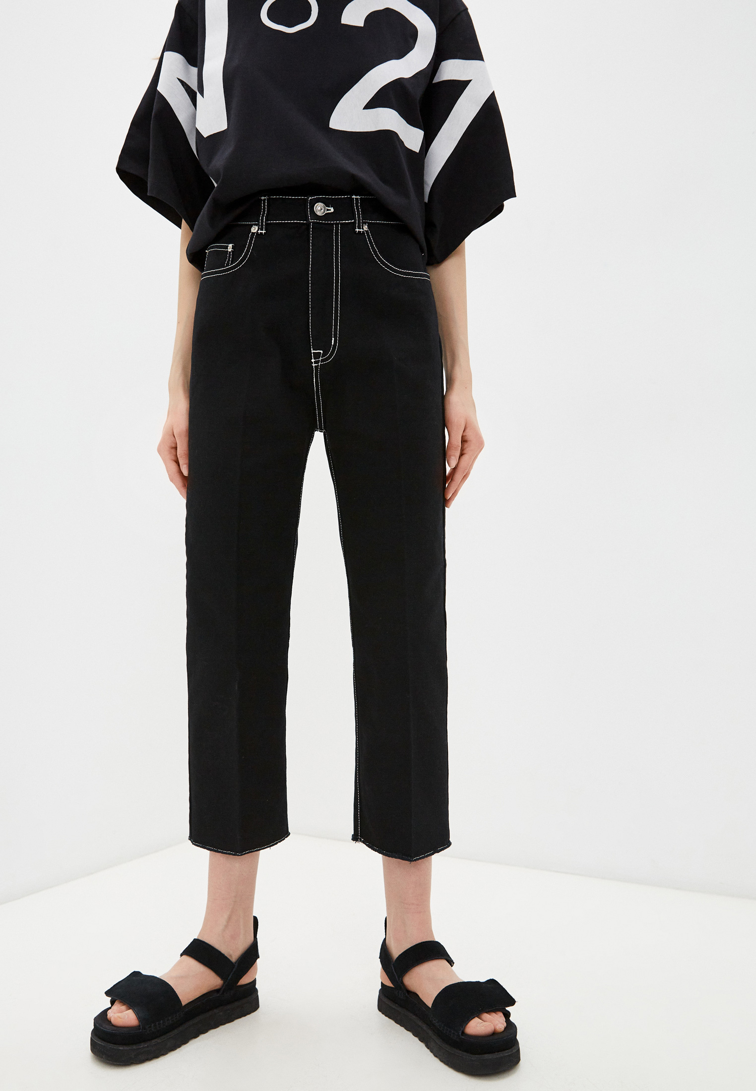Прямые джинсы N21 Джинсы N21