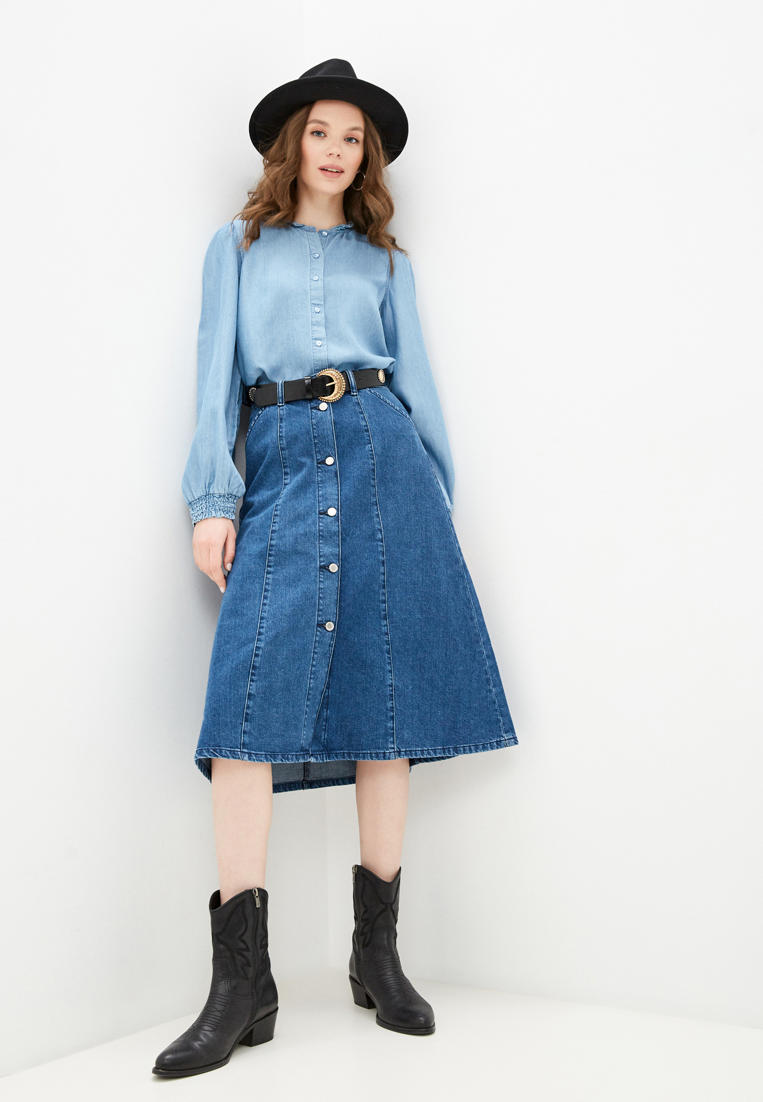 Джинсовая юбка OVS 904647: изображение 2