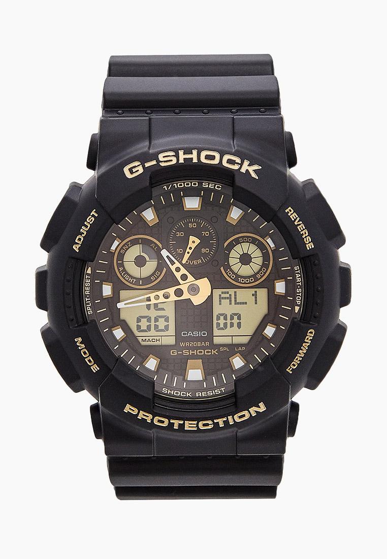 Часы Casio GA-100GBX-1A9: изображение 1
