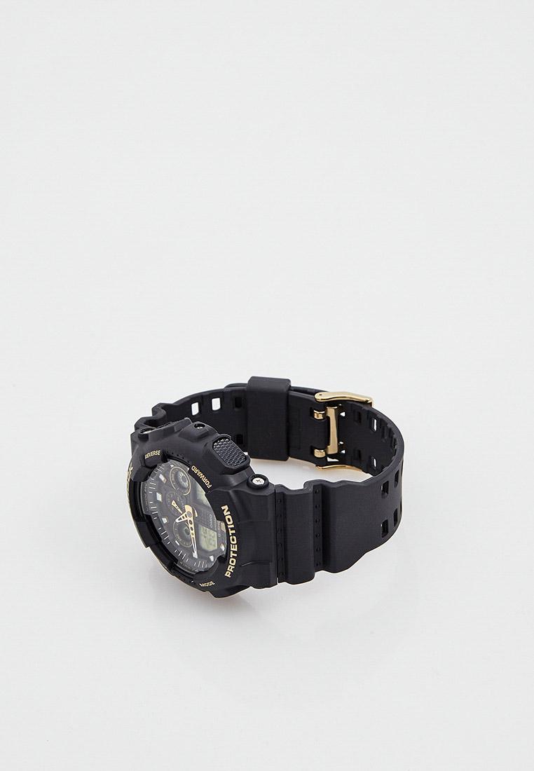 Часы Casio GA-100GBX-1A9: изображение 3