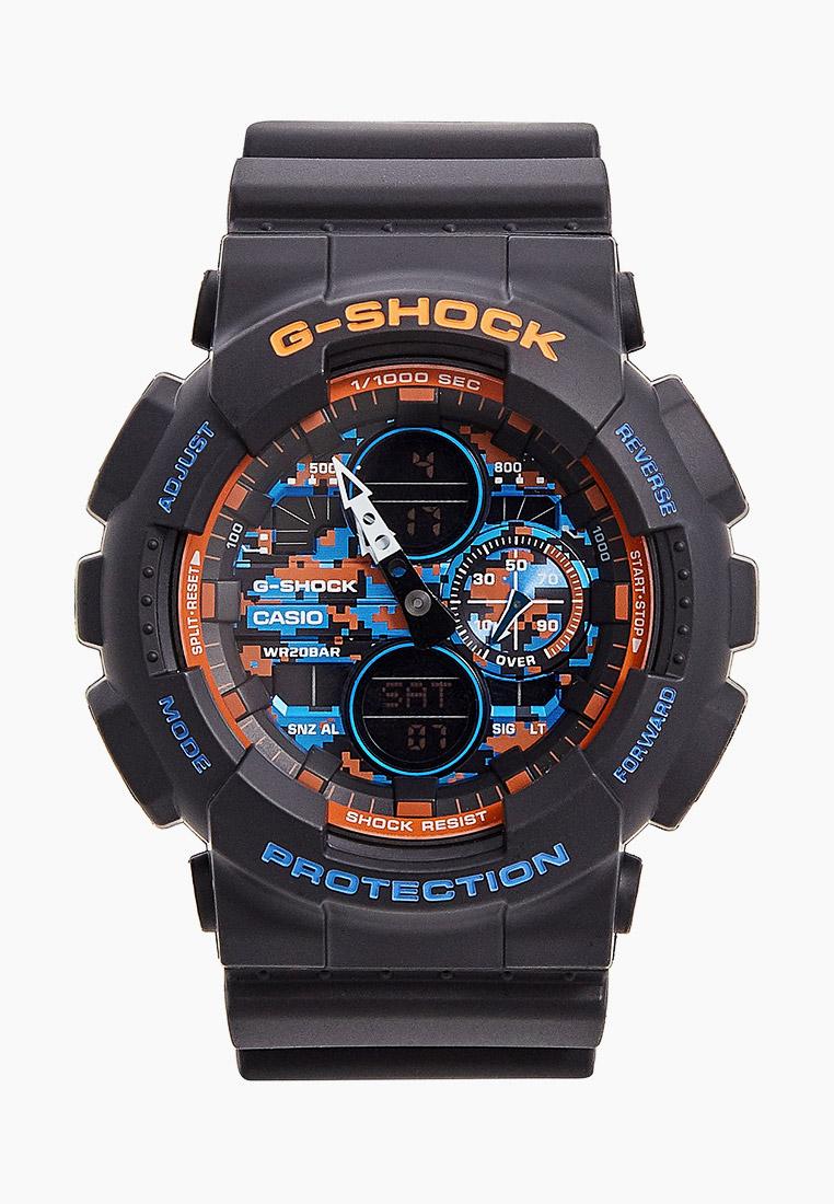 Мужские часы Casio GA-140CT-1AER