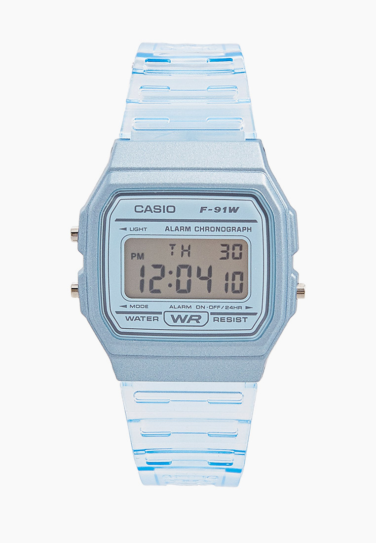 Мужские часы Casio F-91WS-2EF