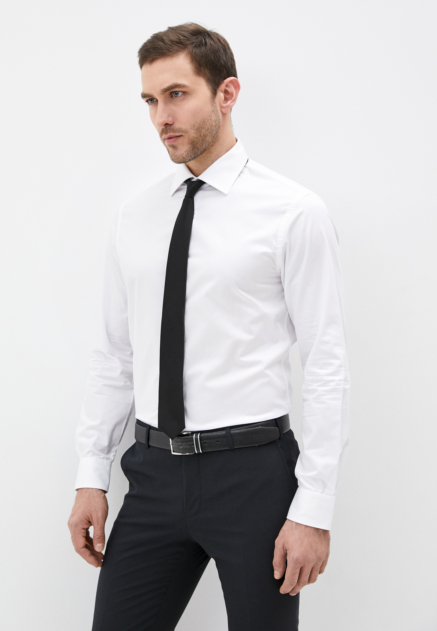 Рубашка с длинным рукавом Pal Zileri S370G45S---E0705