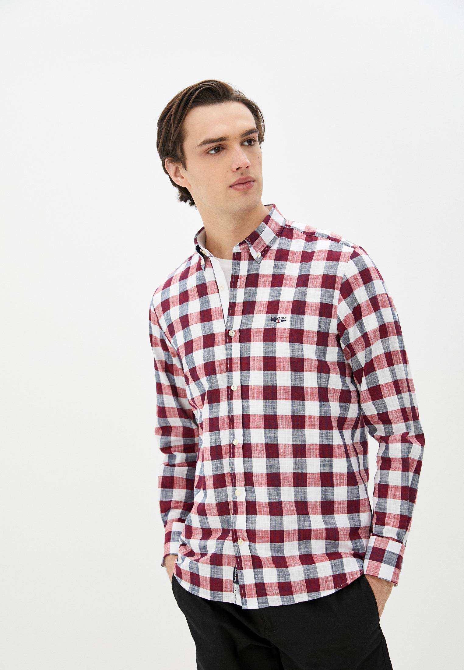 Рубашка с длинным рукавом Galvanni Рубашка Galvanni