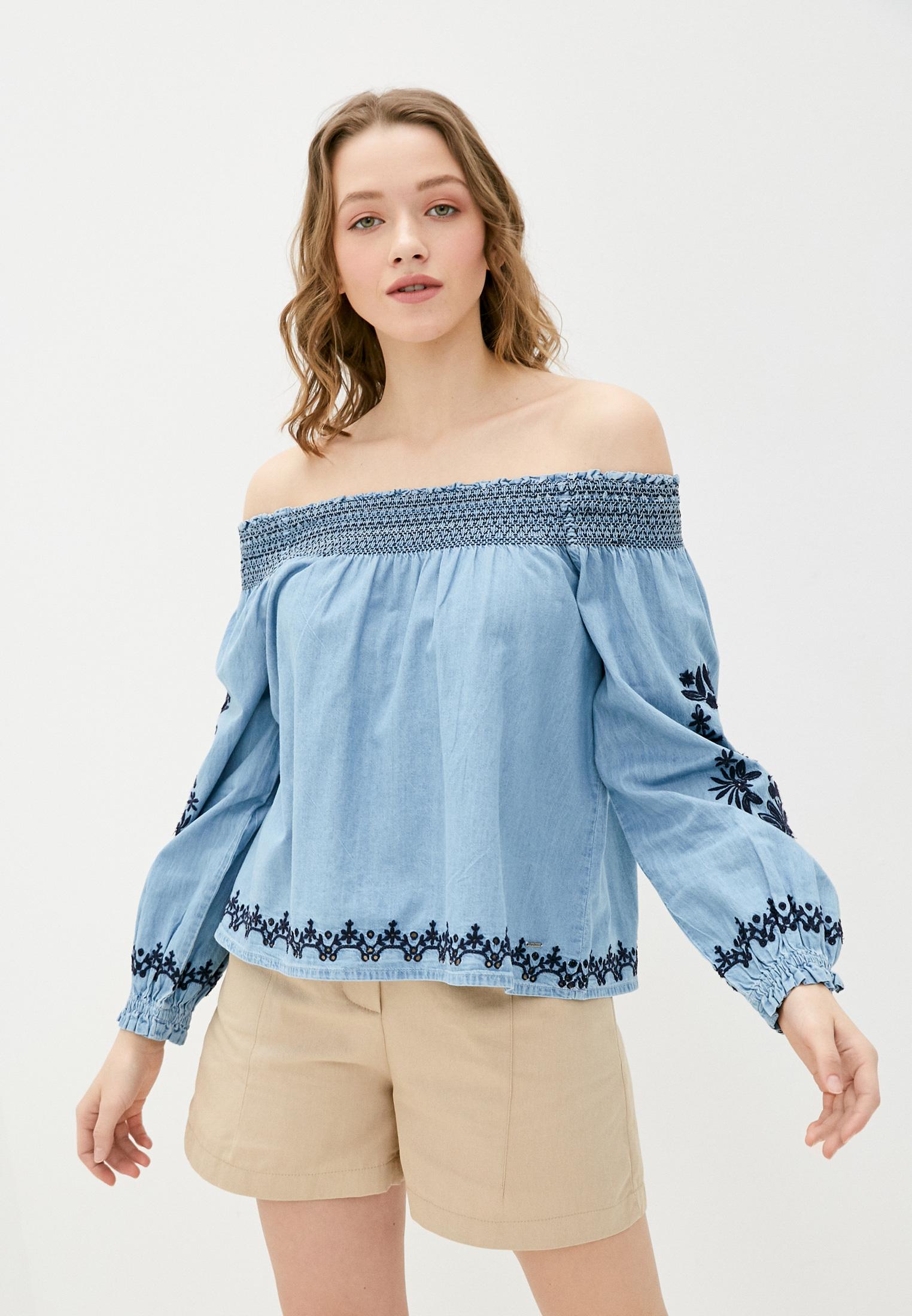 Блуза Pepe Jeans (Пепе Джинс) PL303971