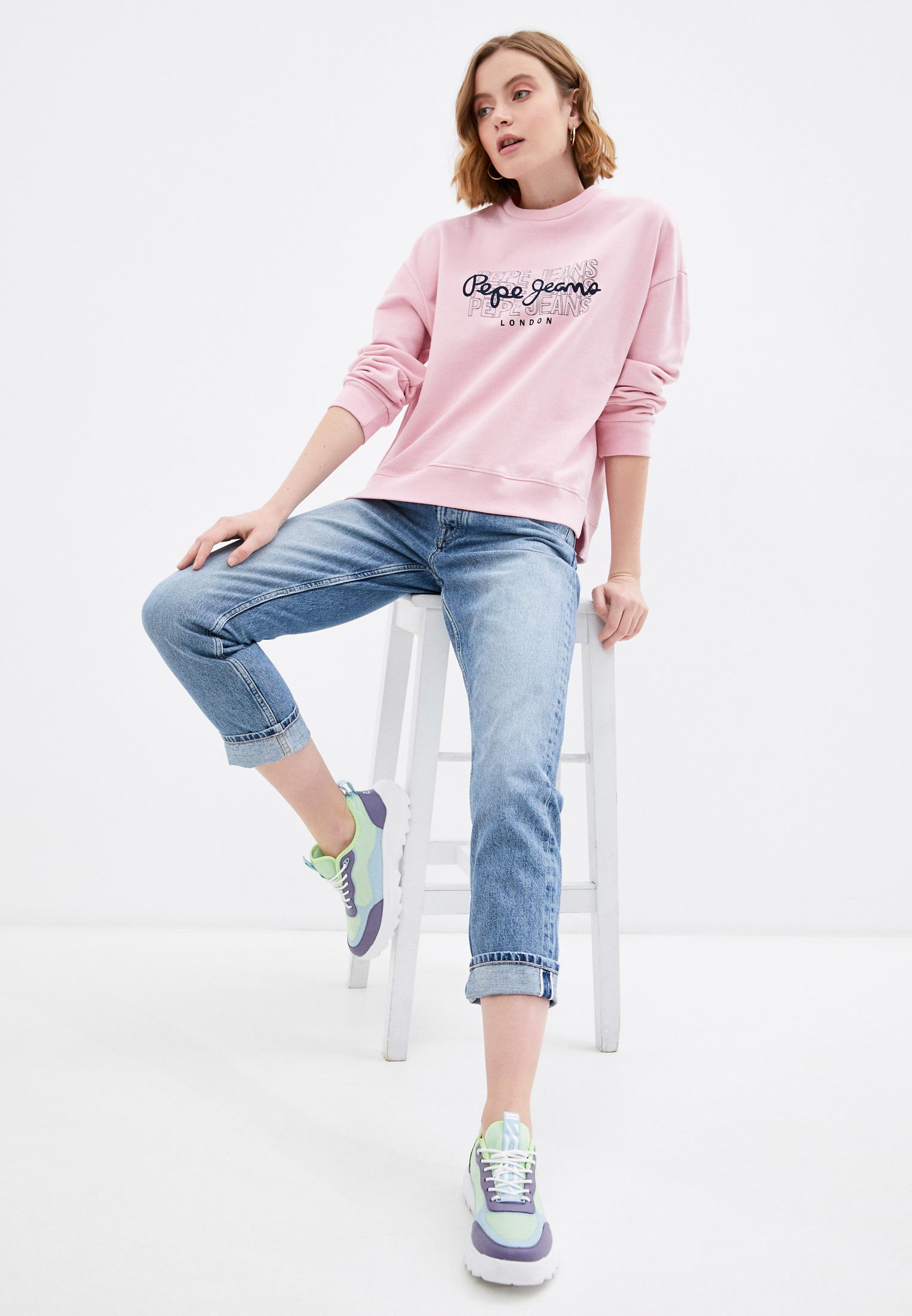 Свитер Pepe Jeans (Пепе Джинс) PL581076: изображение 2