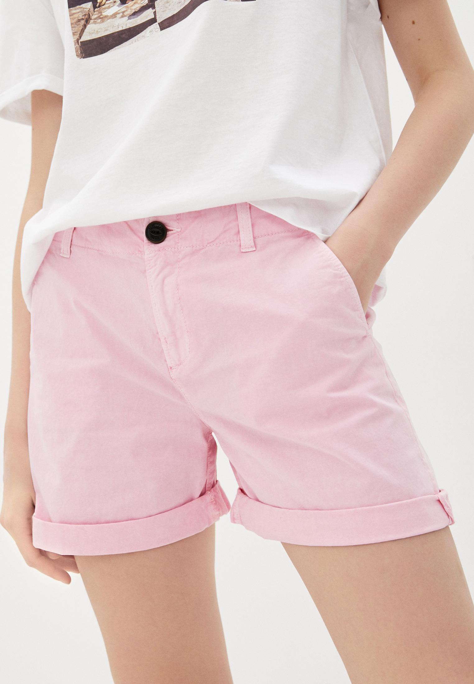 Женские повседневные шорты Pepe Jeans (Пепе Джинс) PL800930YF3: изображение 1