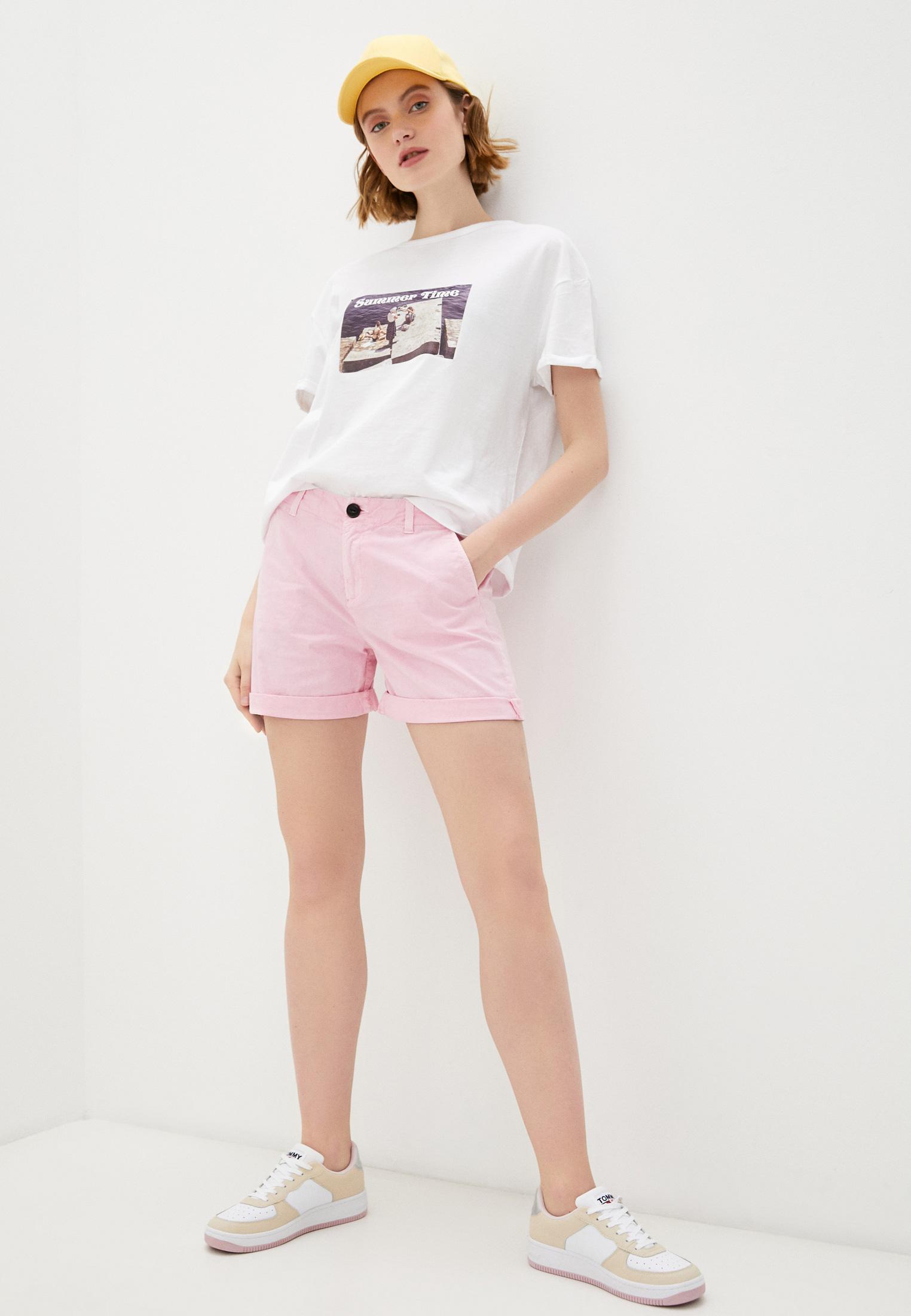 Женские повседневные шорты Pepe Jeans (Пепе Джинс) PL800930YF3: изображение 2