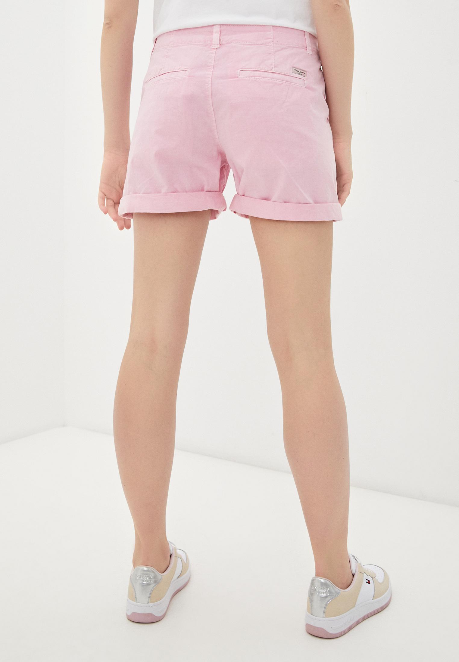 Женские повседневные шорты Pepe Jeans (Пепе Джинс) PL800930YF3: изображение 3