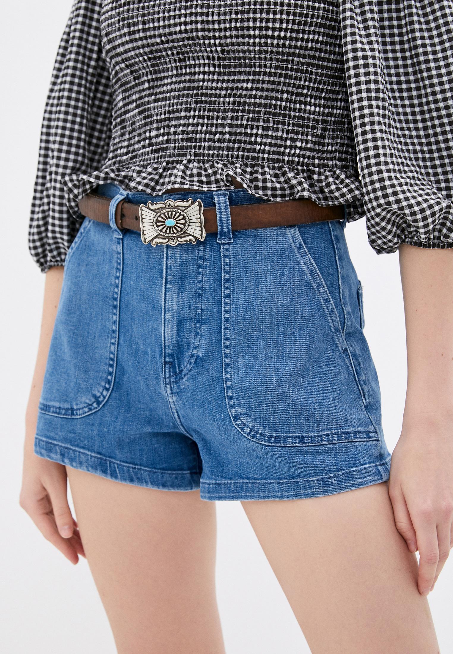 Женские джинсовые шорты Pepe Jeans (Пепе Джинс) PL800932
