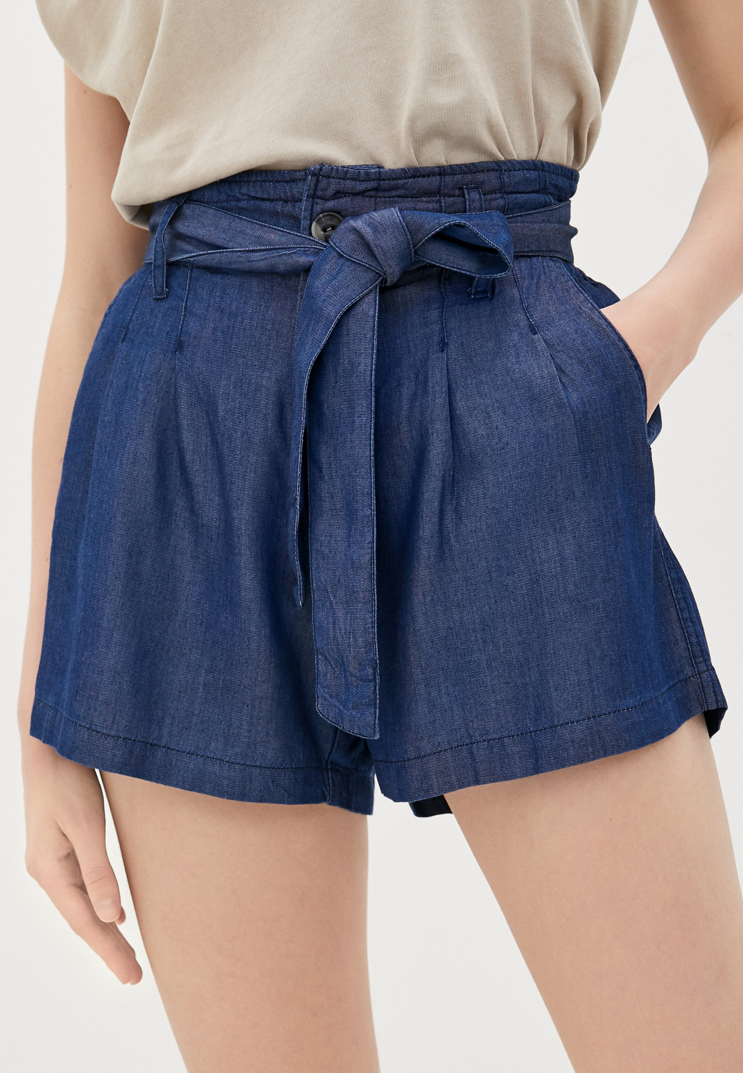 Женские повседневные шорты Pepe Jeans (Пепе Джинс) Шорты Pepe Jeans