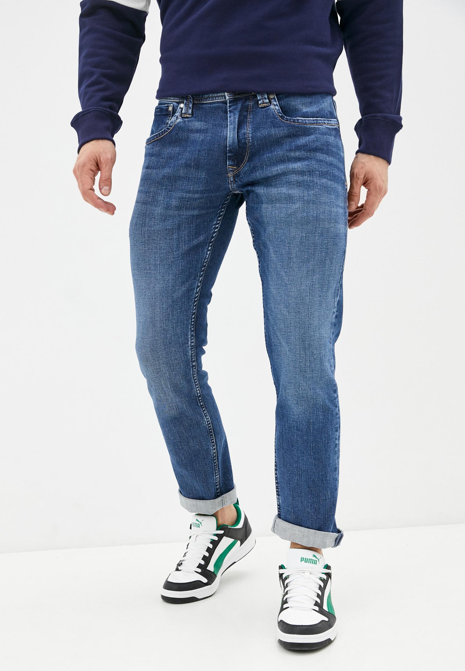 Мужские прямые джинсы Pepe Jeans (Пепе Джинс) PM200124WH7