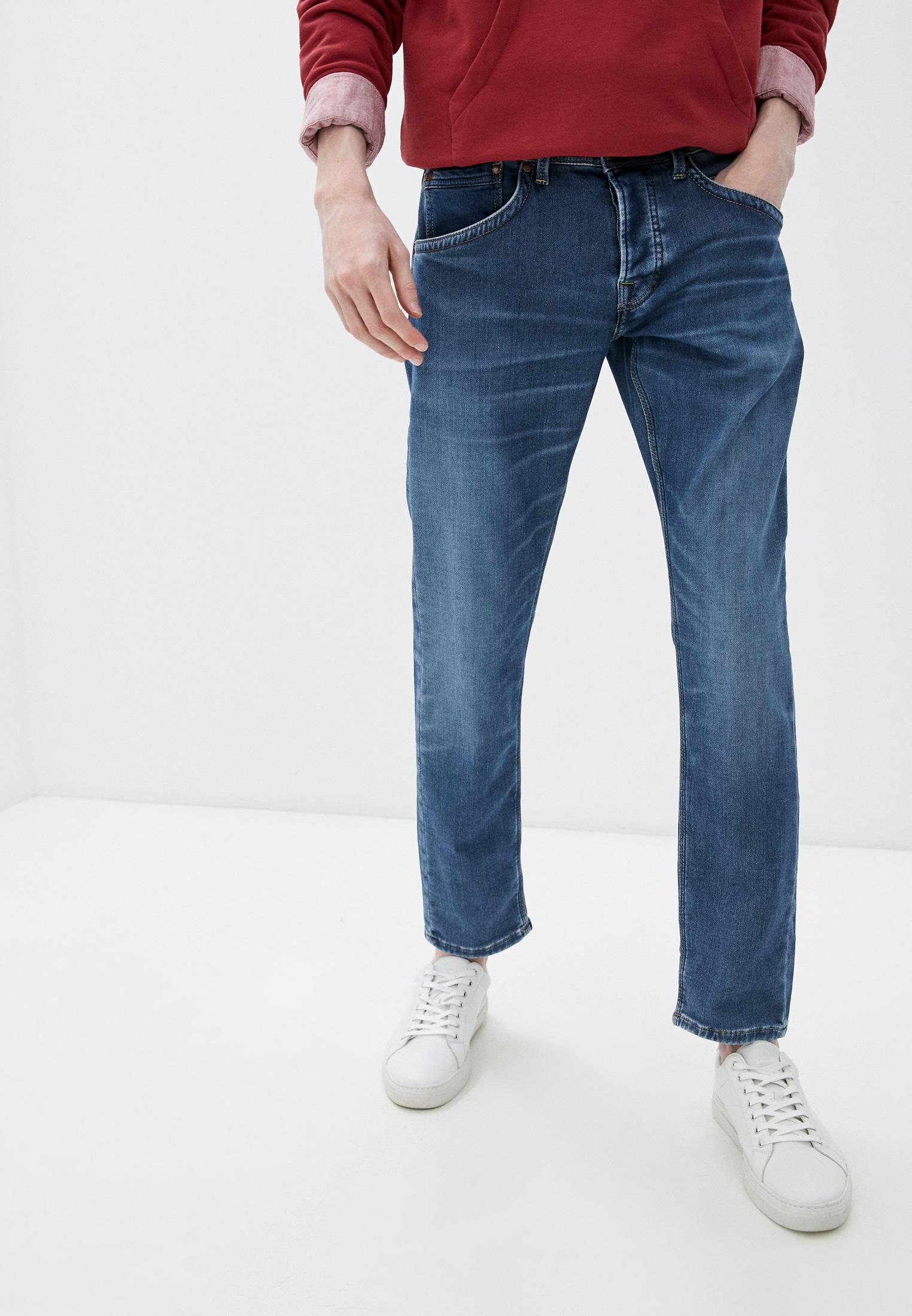 Мужские прямые джинсы Pepe Jeans (Пепе Джинс) PM201100WH0