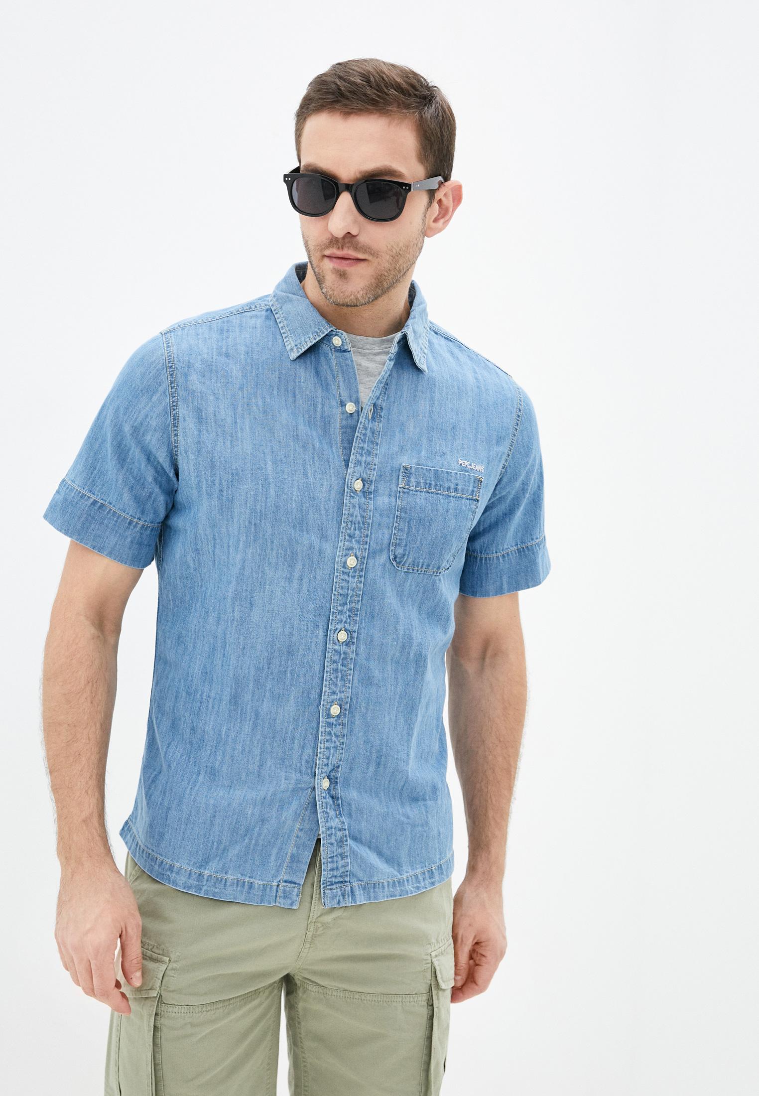 Рубашка Pepe Jeans (Пепе Джинс) Рубашка джинсовая Pepe Jeans
