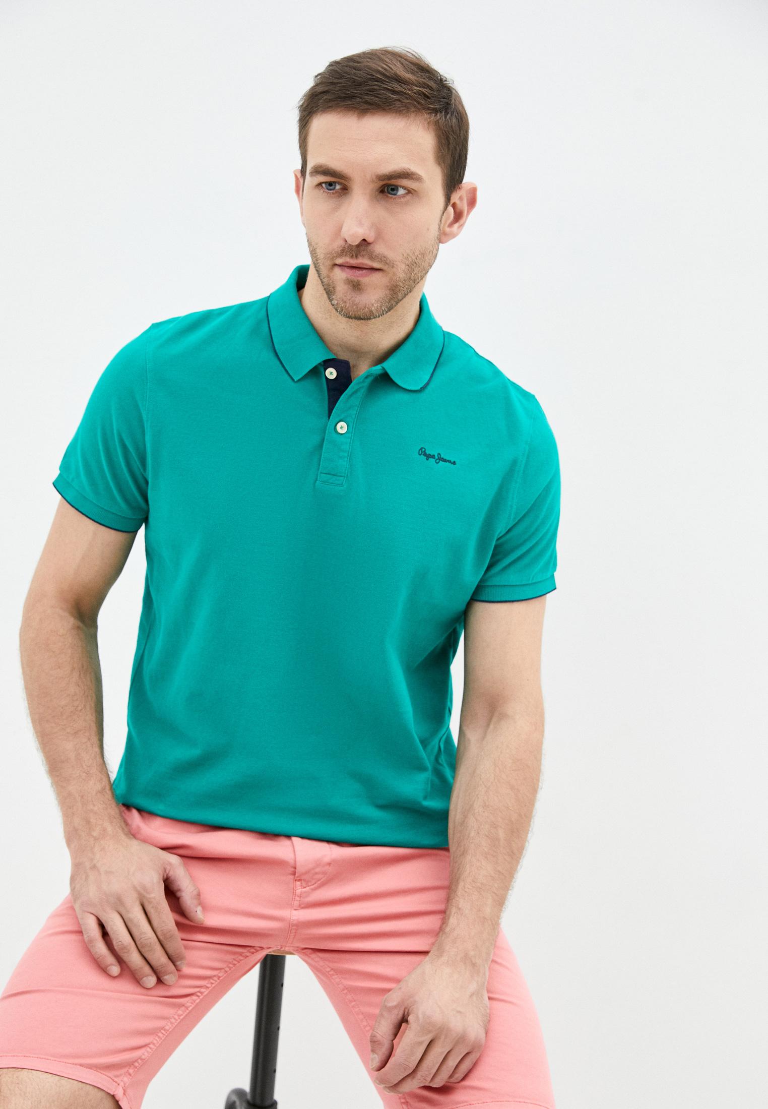Мужские поло Pepe Jeans (Пепе Джинс) PM541431