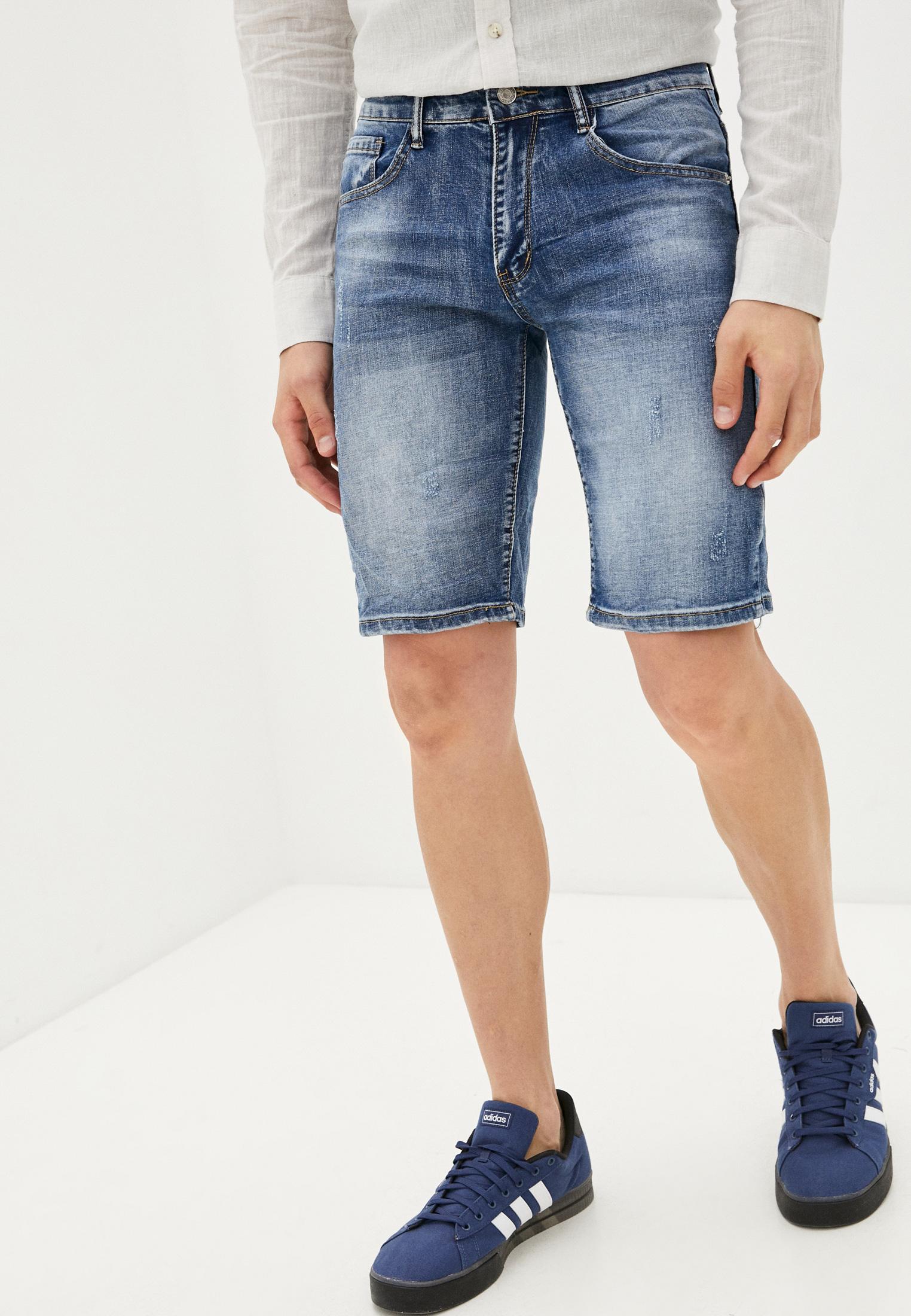 Мужские джинсовые шорты Bruebeck 2010