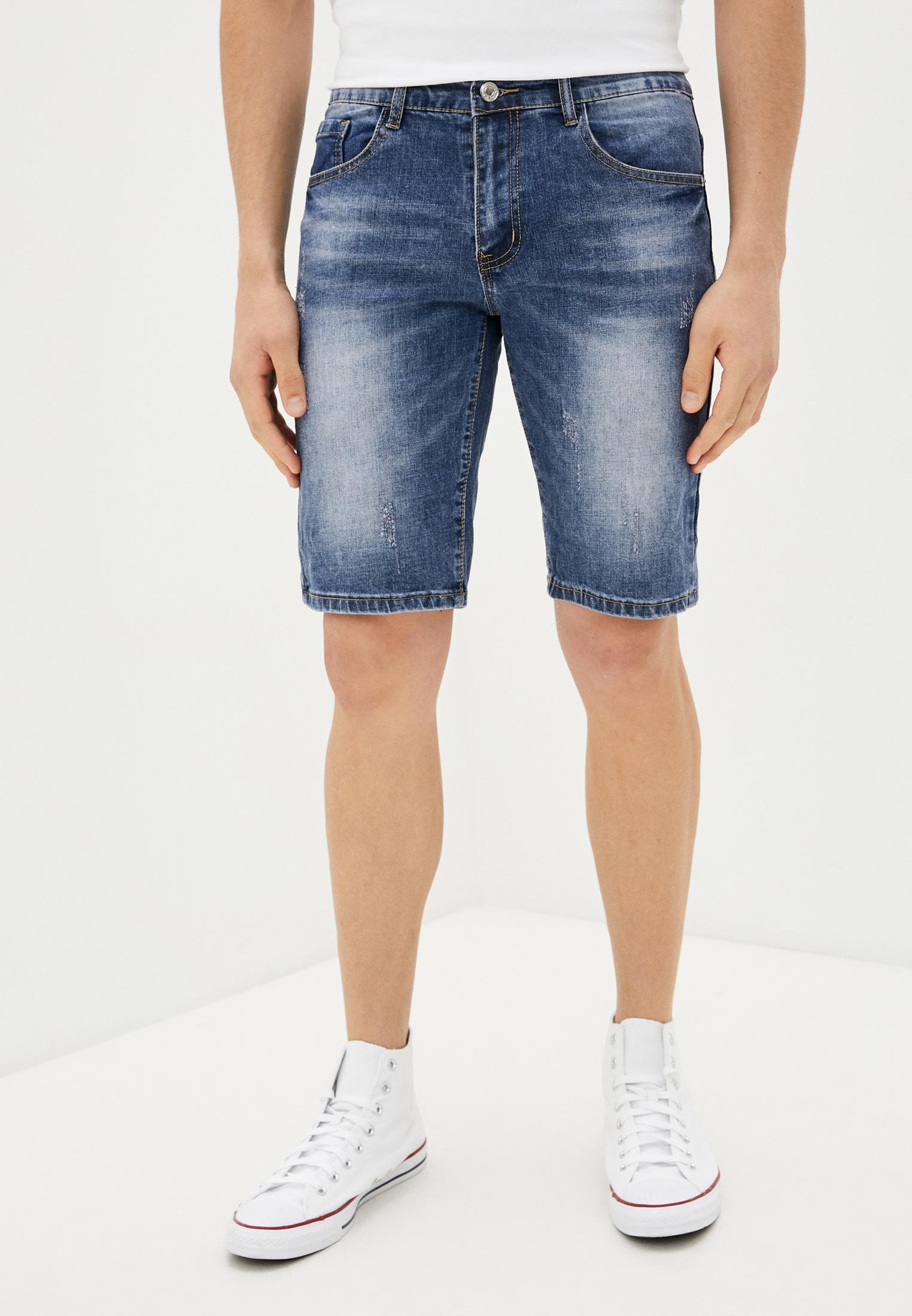Мужские джинсовые шорты Bruebeck 2015
