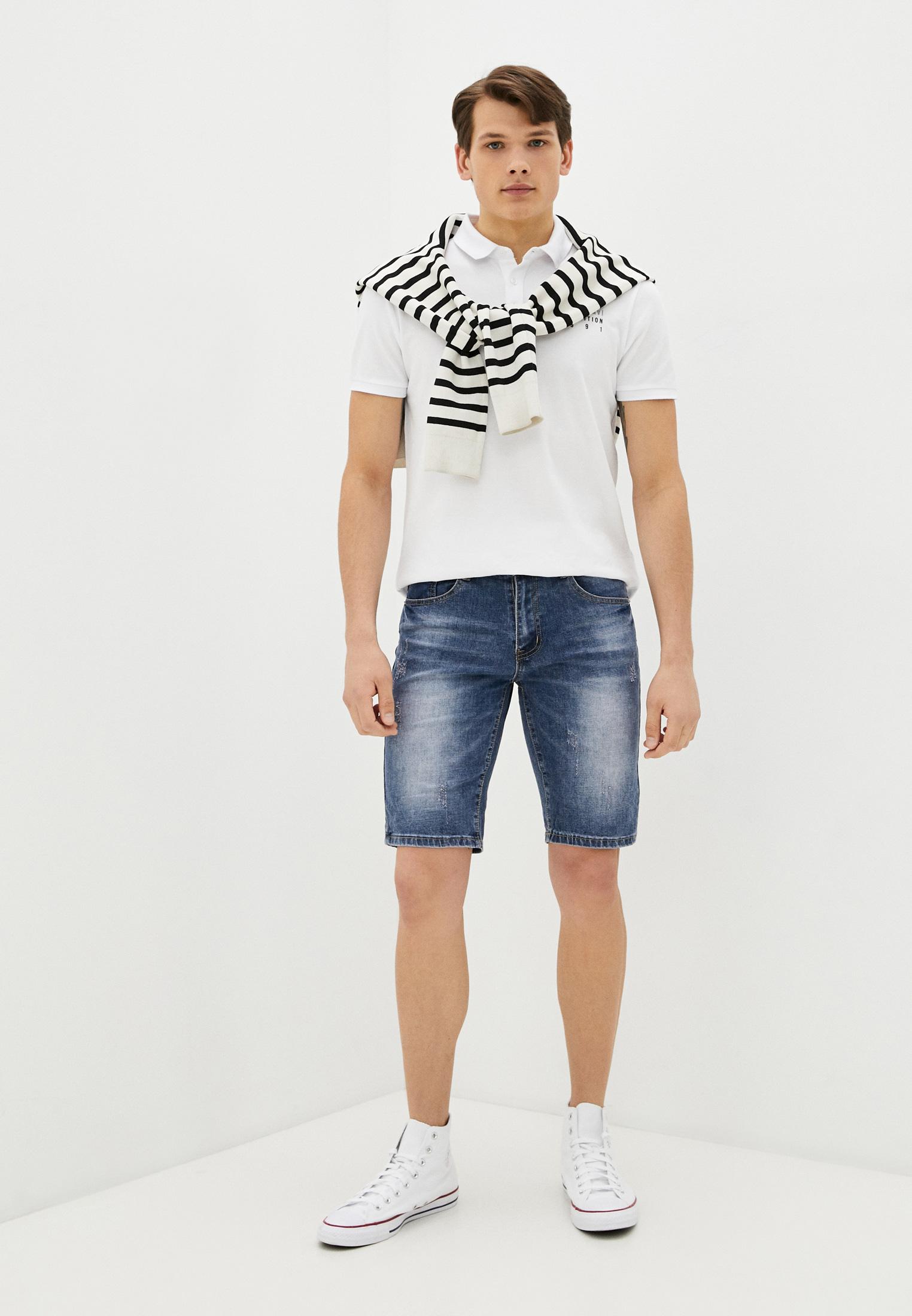 Мужские джинсовые шорты Bruebeck 2015: изображение 2