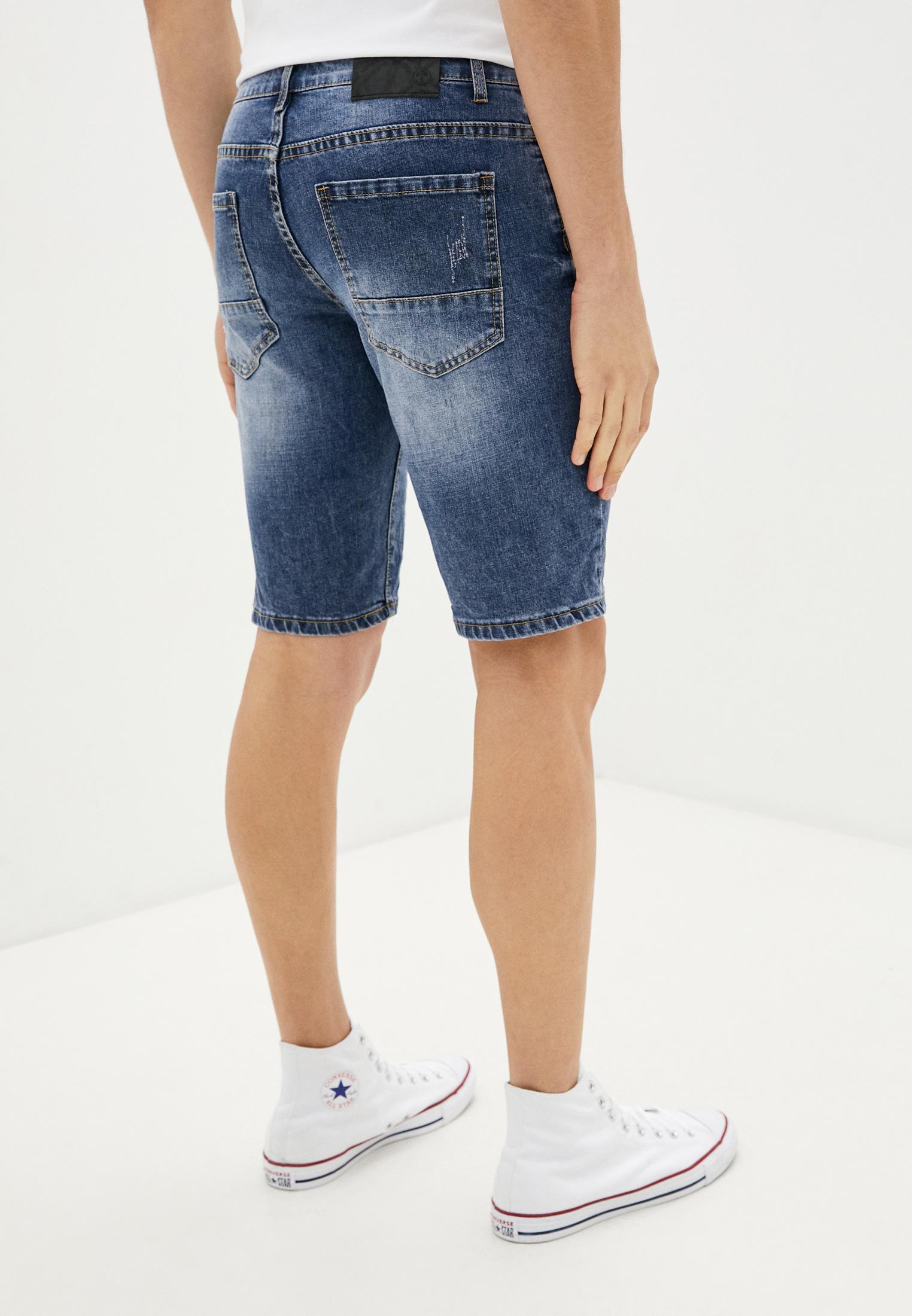 Мужские джинсовые шорты Bruebeck 2015: изображение 3