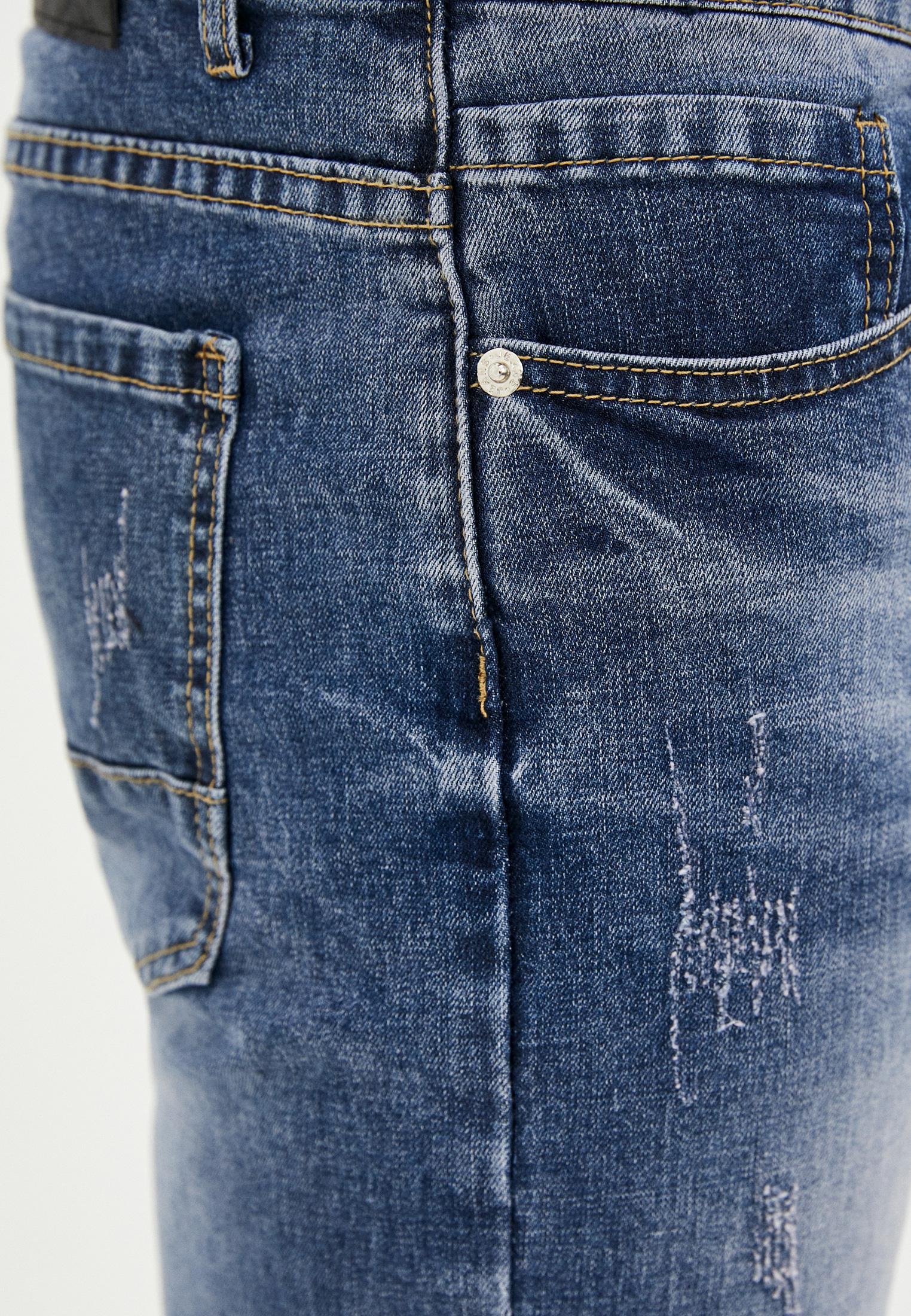 Мужские джинсовые шорты Bruebeck 2015: изображение 4