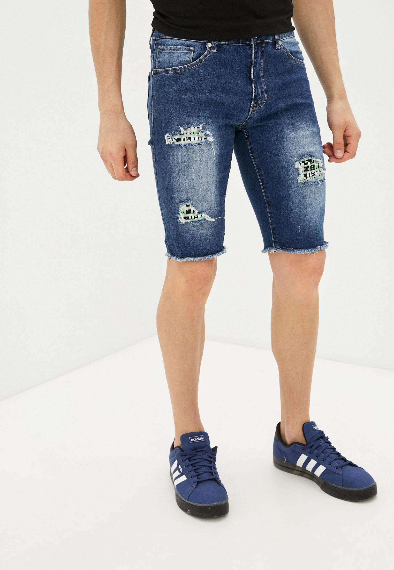 Мужские джинсовые шорты Bruebeck 2030