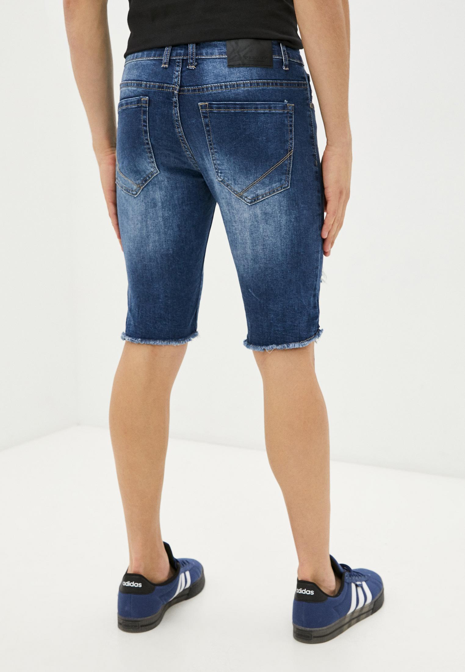Мужские джинсовые шорты Bruebeck 2030: изображение 3