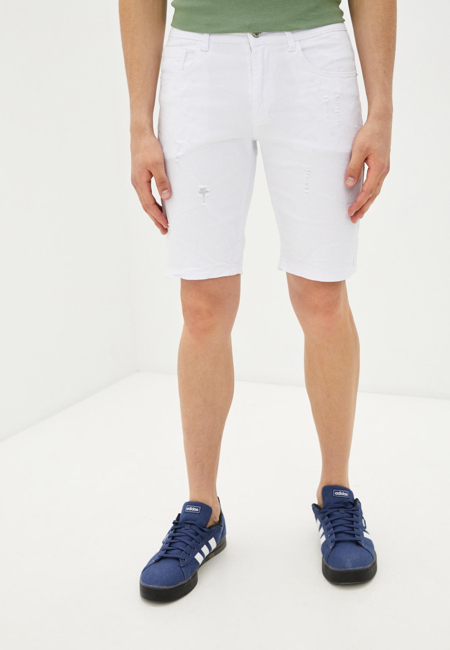 Мужские джинсовые шорты Bruebeck Шорты джинсовые Bruebeck