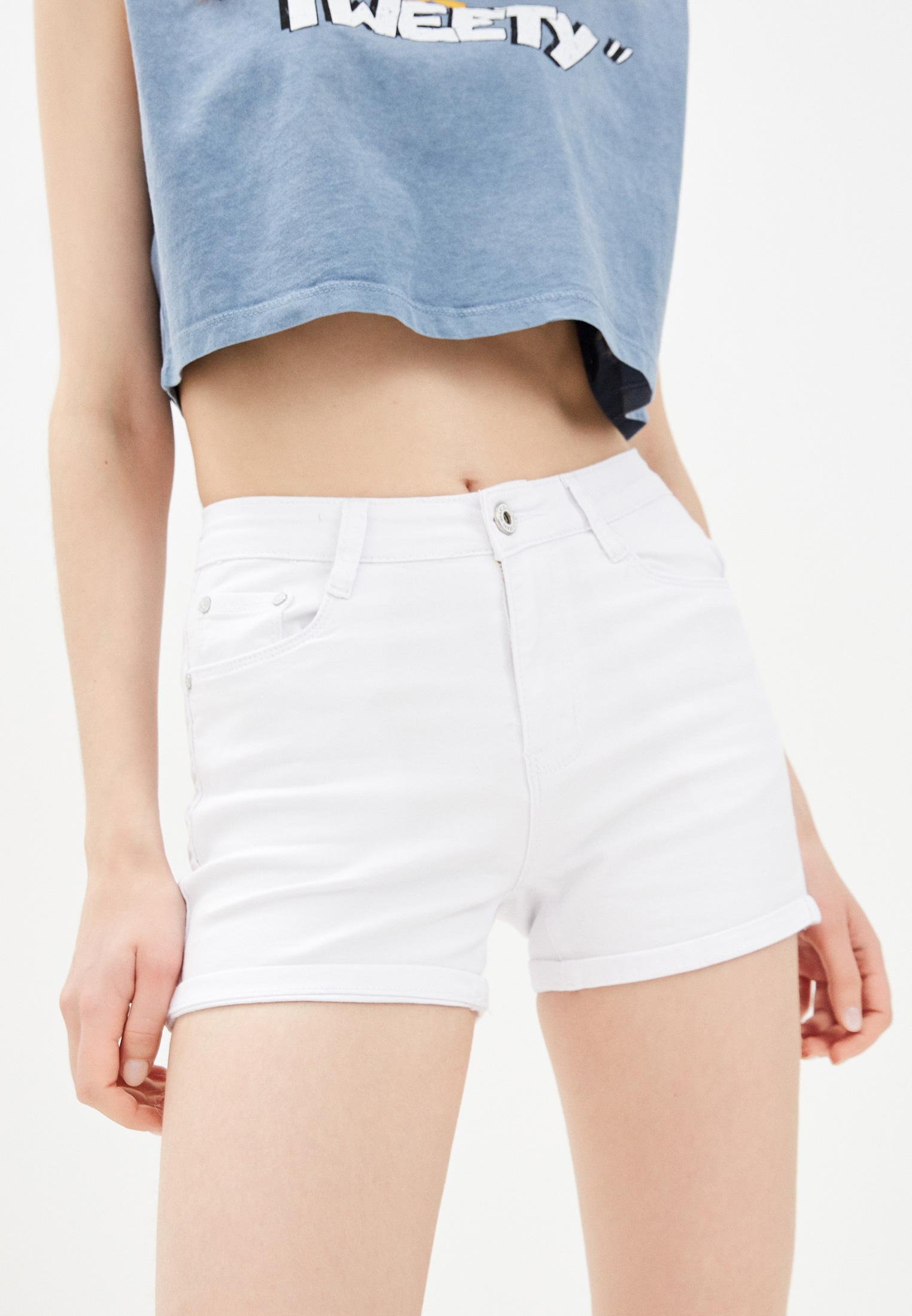 Женские джинсовые шорты Bruebeck Шорты джинсовые Bruebeck