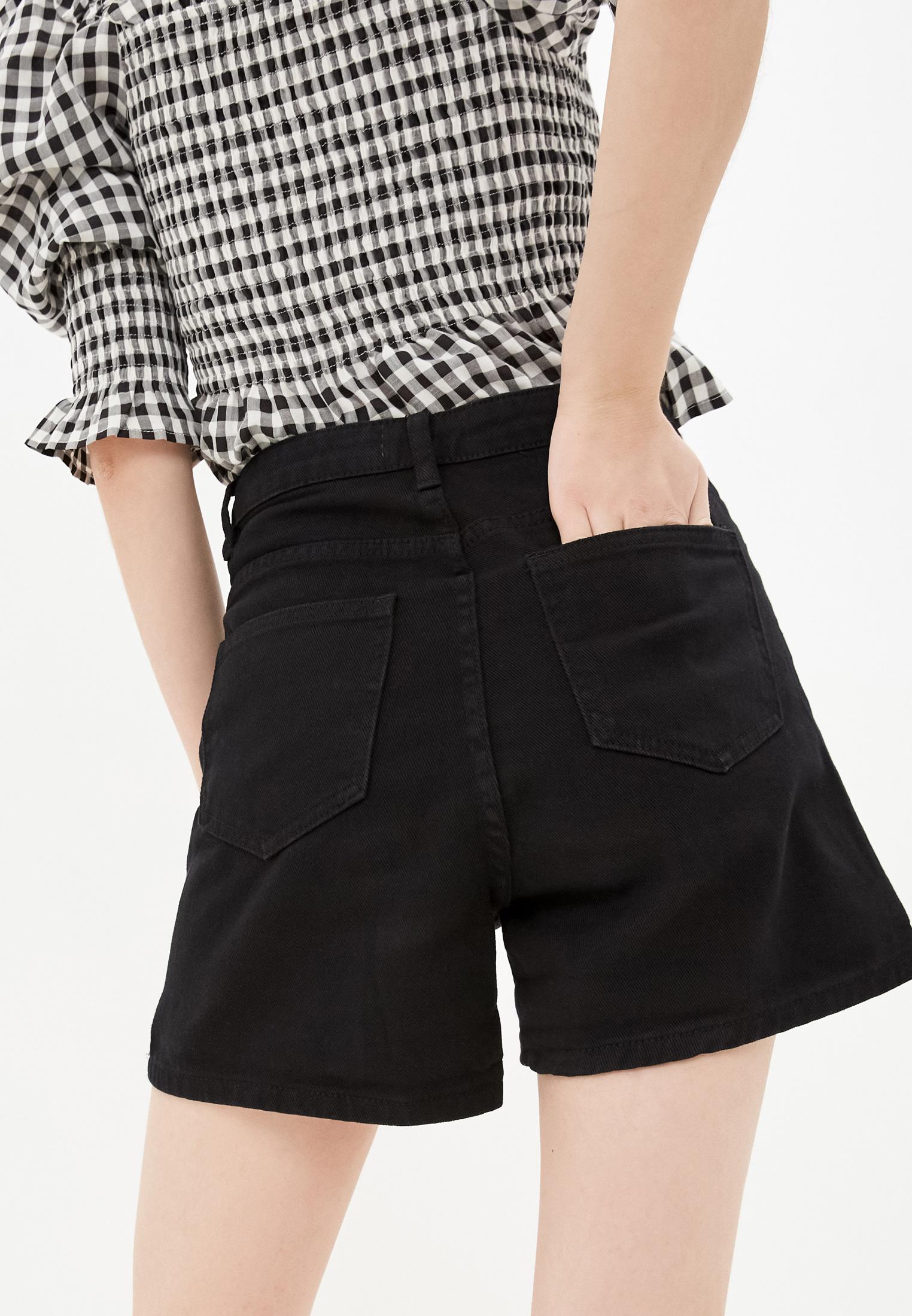 Женские джинсовые шорты Bruebeck 77880: изображение 3
