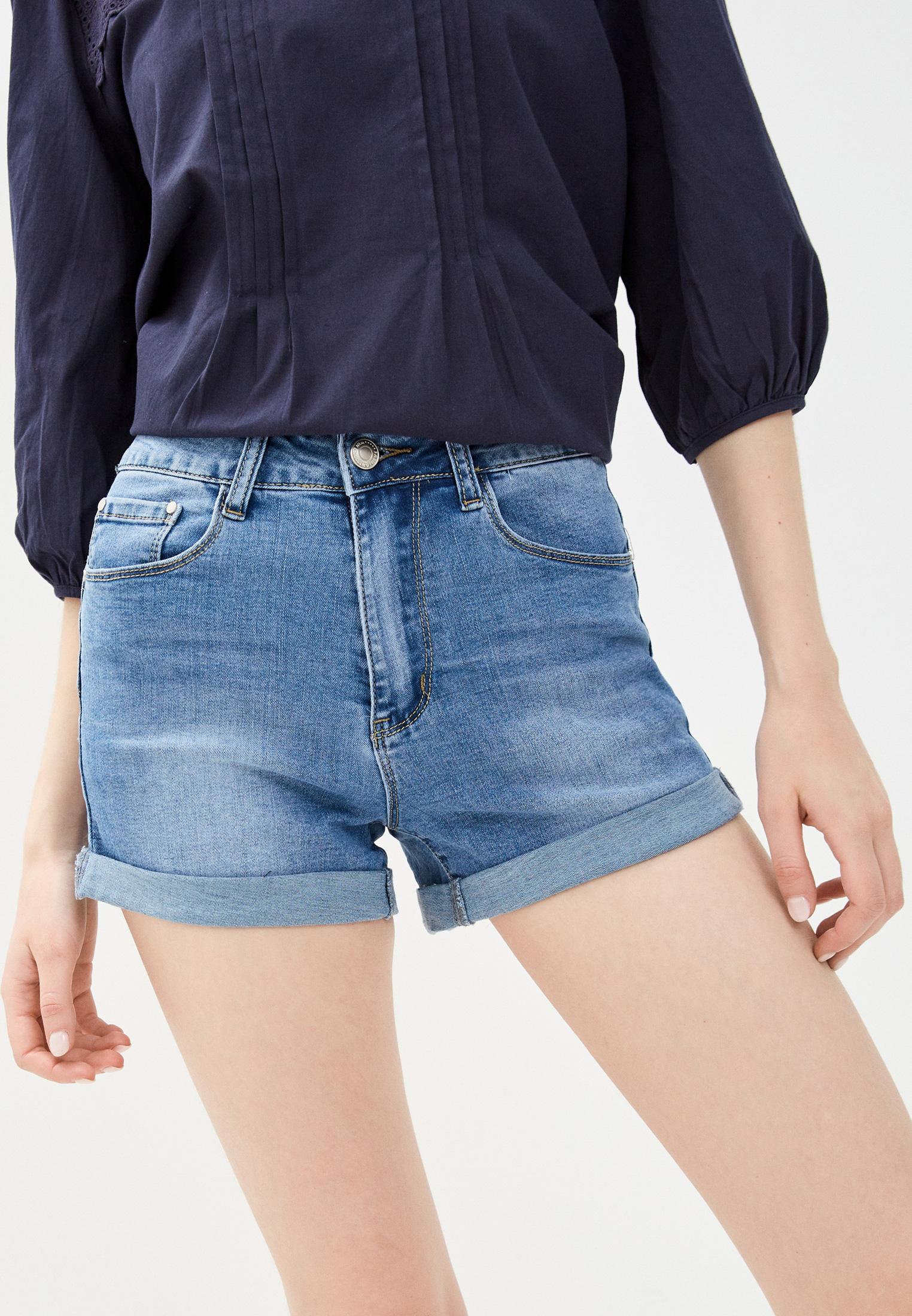 Женские джинсовые шорты Bruebeck 77885: изображение 1